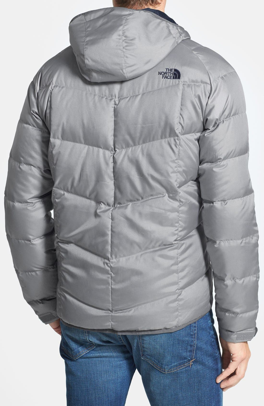 Alternate Image 2  - The North Face 'Gatebreak' Water Repellent 550-Fill Hooded Down Jacket