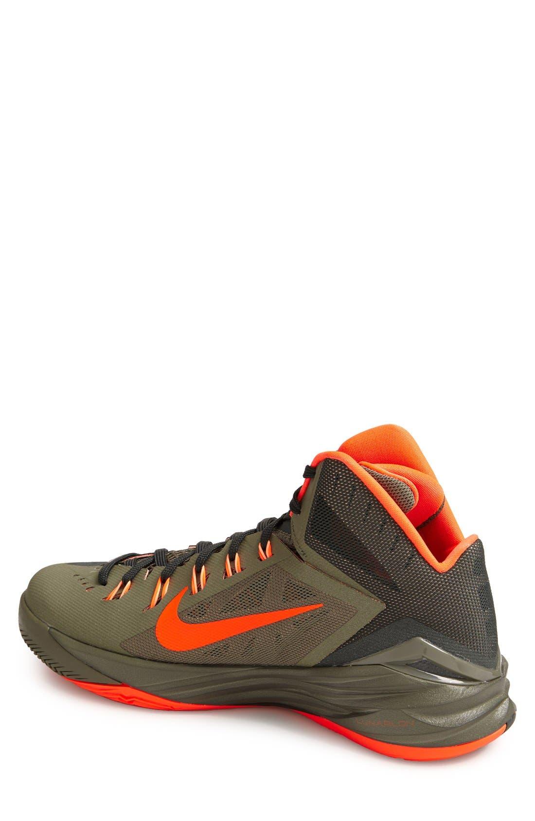 Alternate Image 2  - Nike 'Hyperdunk 2014' Basketball Shoe (Men)