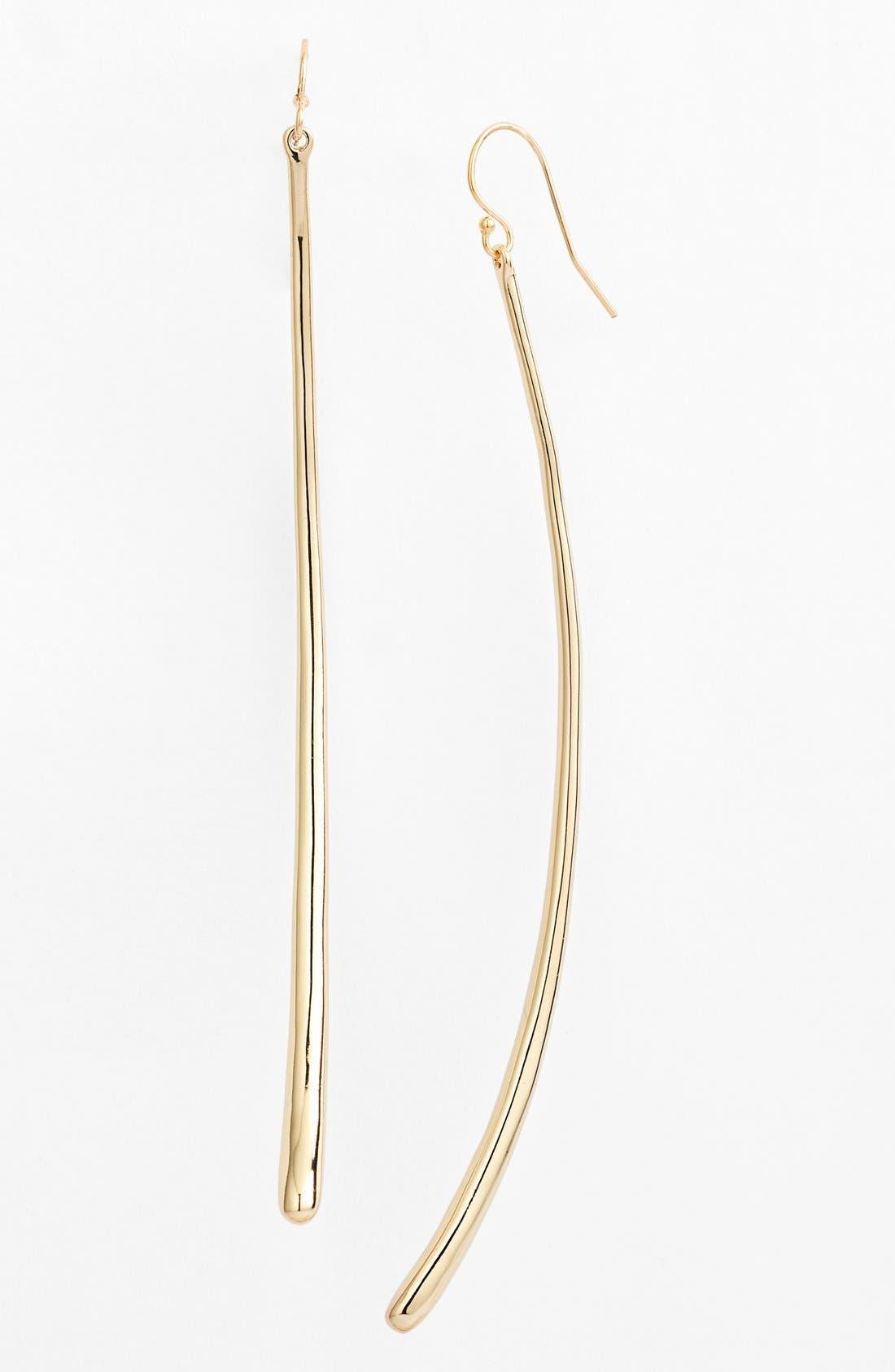 Alternate Image 1 Selected - Alexis Bittar 'Miss Havisham' Linear Earrings