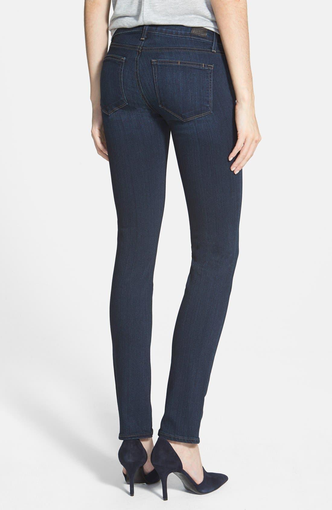 Alternate Image 2  - Paige Denim 'Skyline' Skinny Jeans (Cameron)