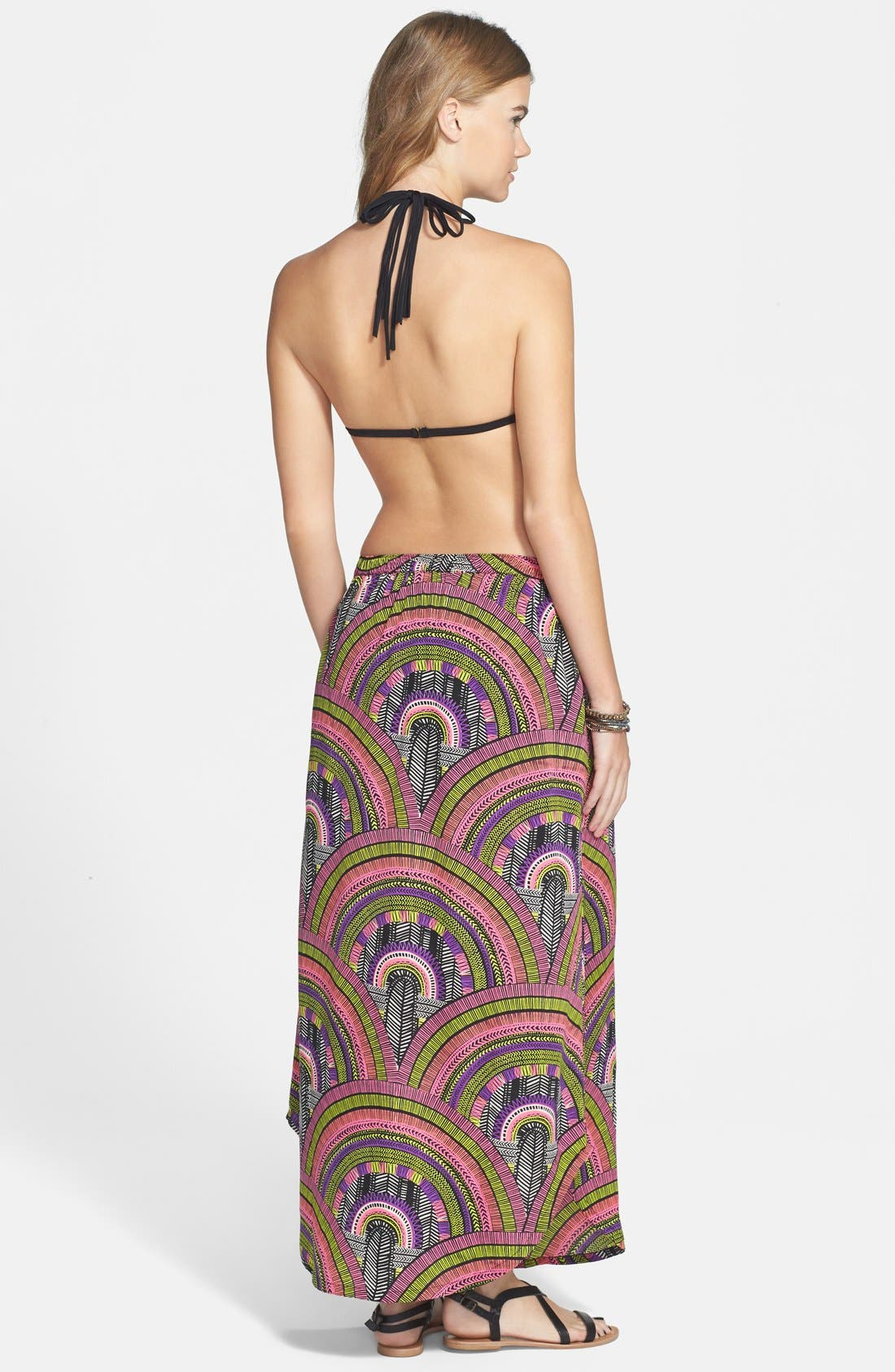 Alternate Image 2  - Rip Curl 'Modern Myth' Maxi Skirt (Juniors)