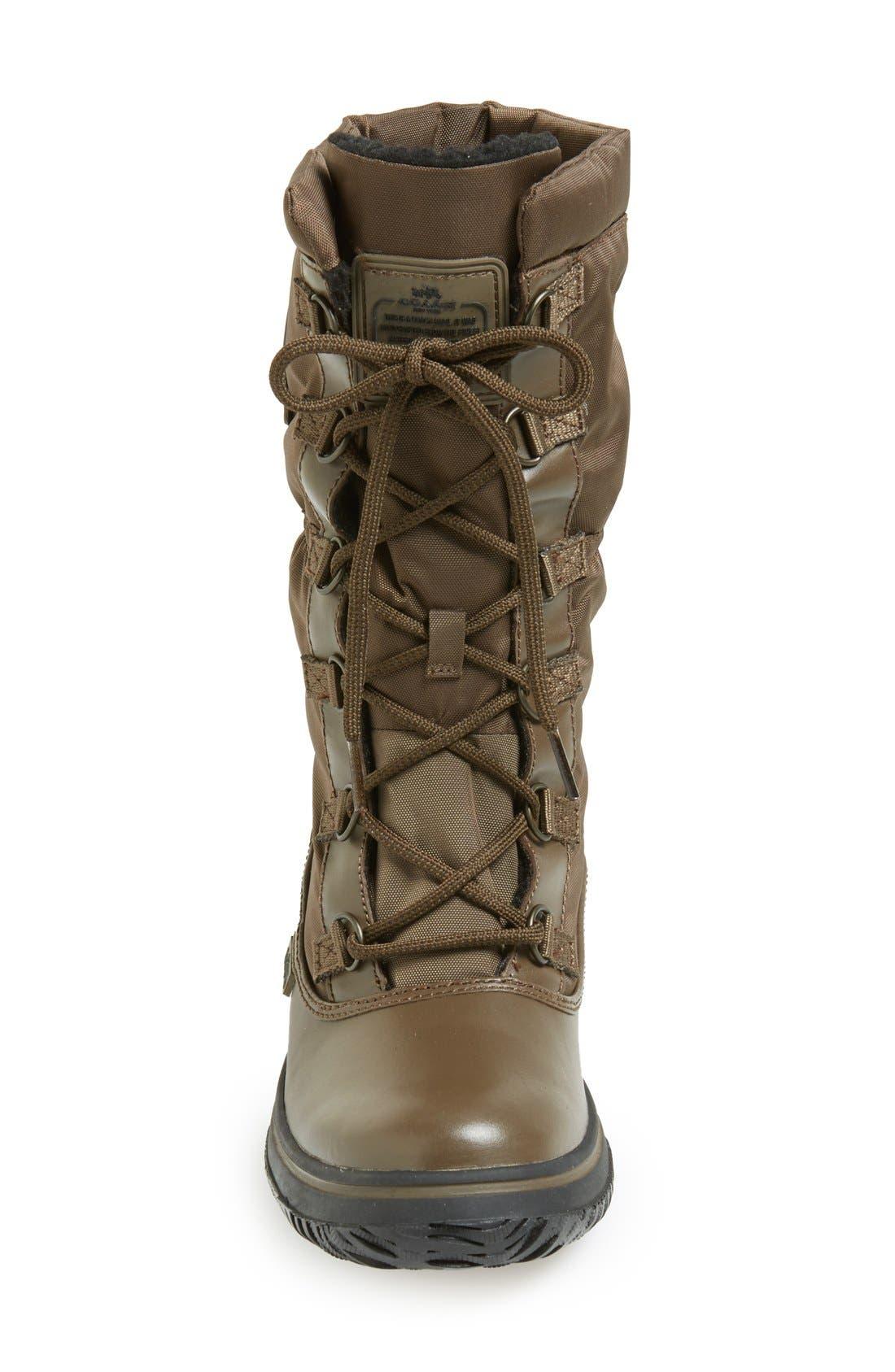 Alternate Image 3  - COACH 'Sage' Boot (Women)