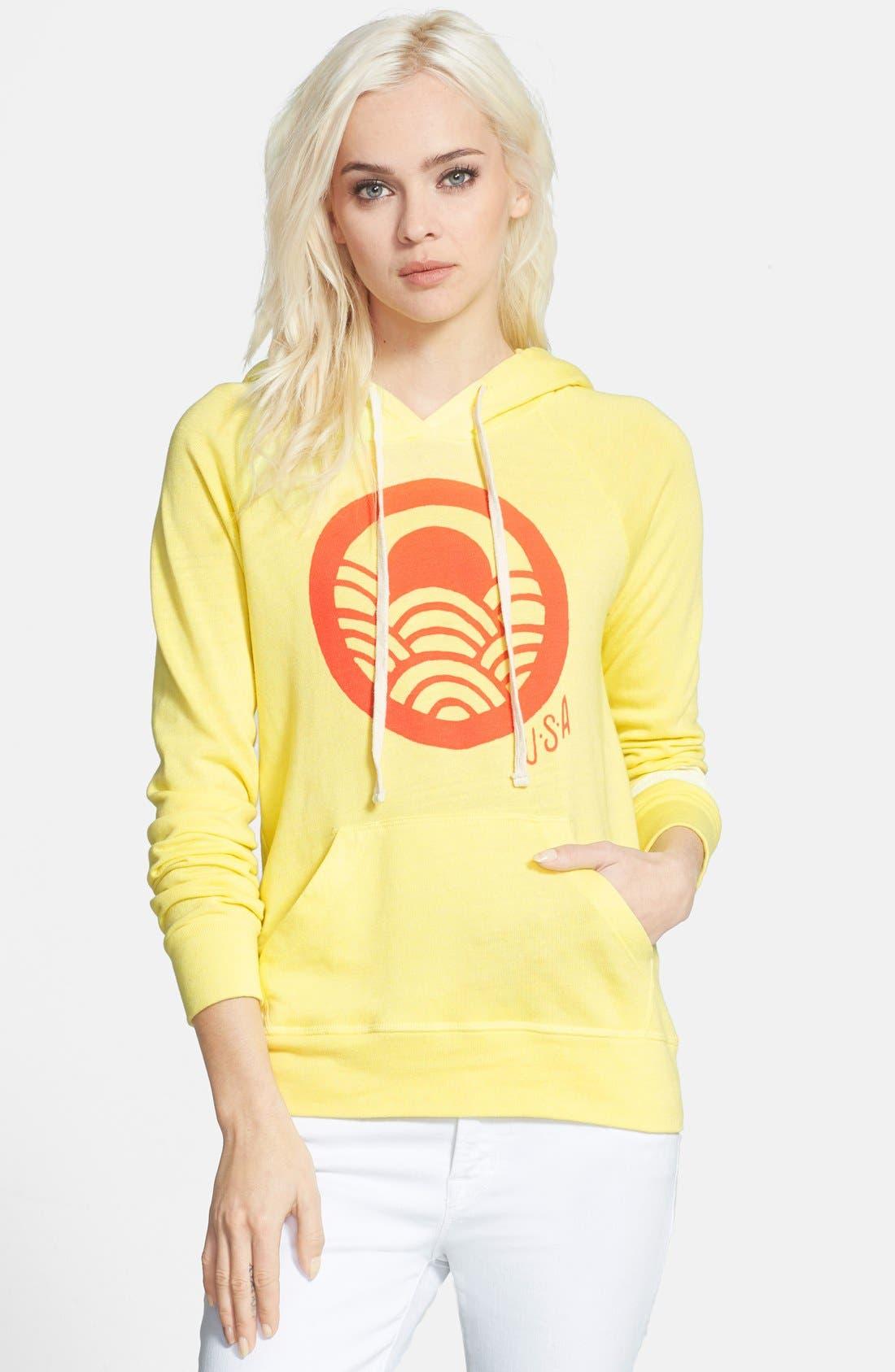 Alternate Image 1 Selected - Sundry Pullover Hoodie