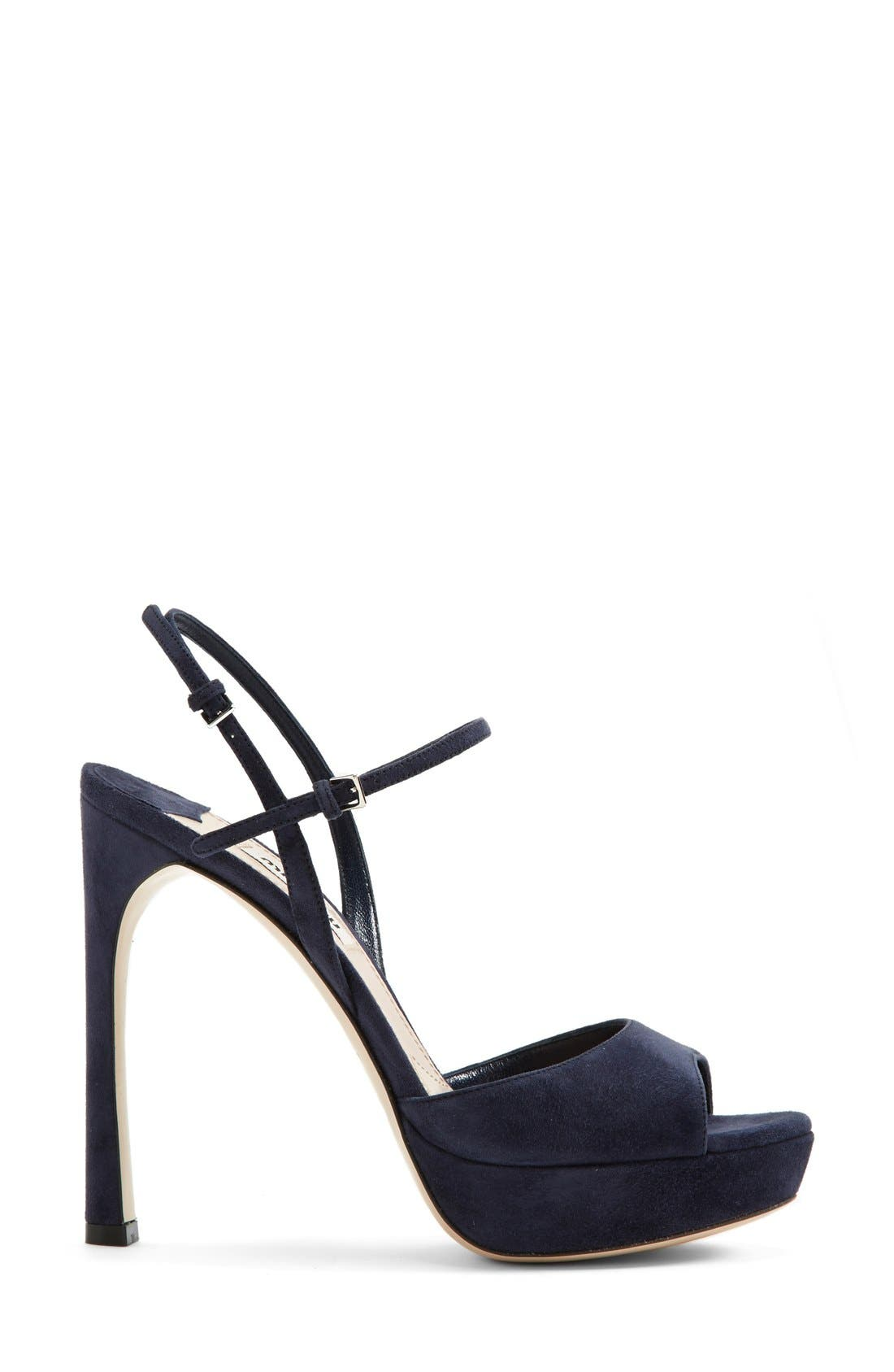 Alternate Image 4  - Miu Miu Platform Sandal (Women)