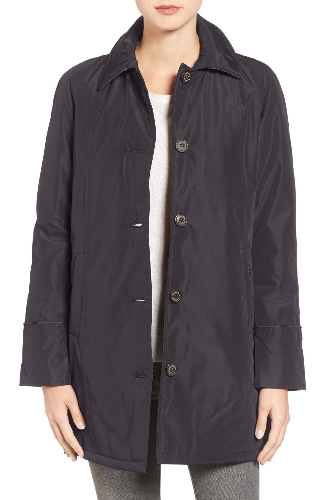 Alternate Image 1 Selected - Barbour Straiton Waterproof Jacket