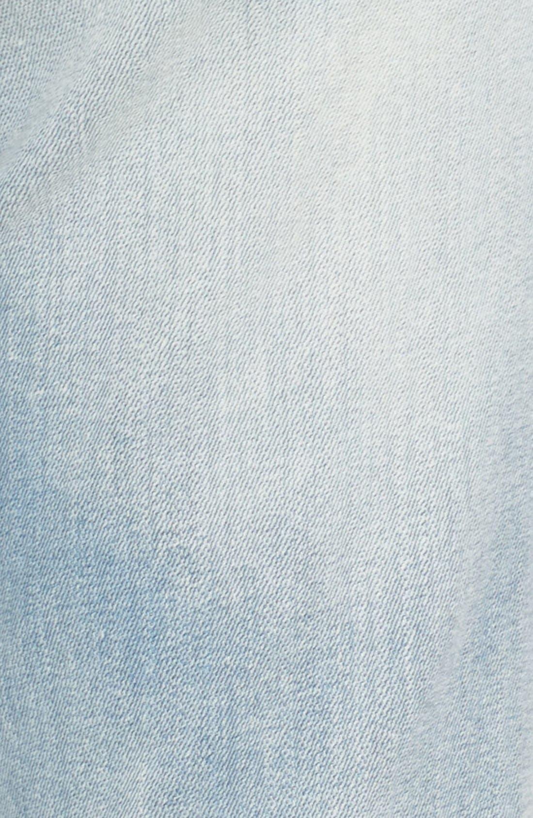 Alternate Image 5  - BP. Ripped Skinny Boyfriend Jeans