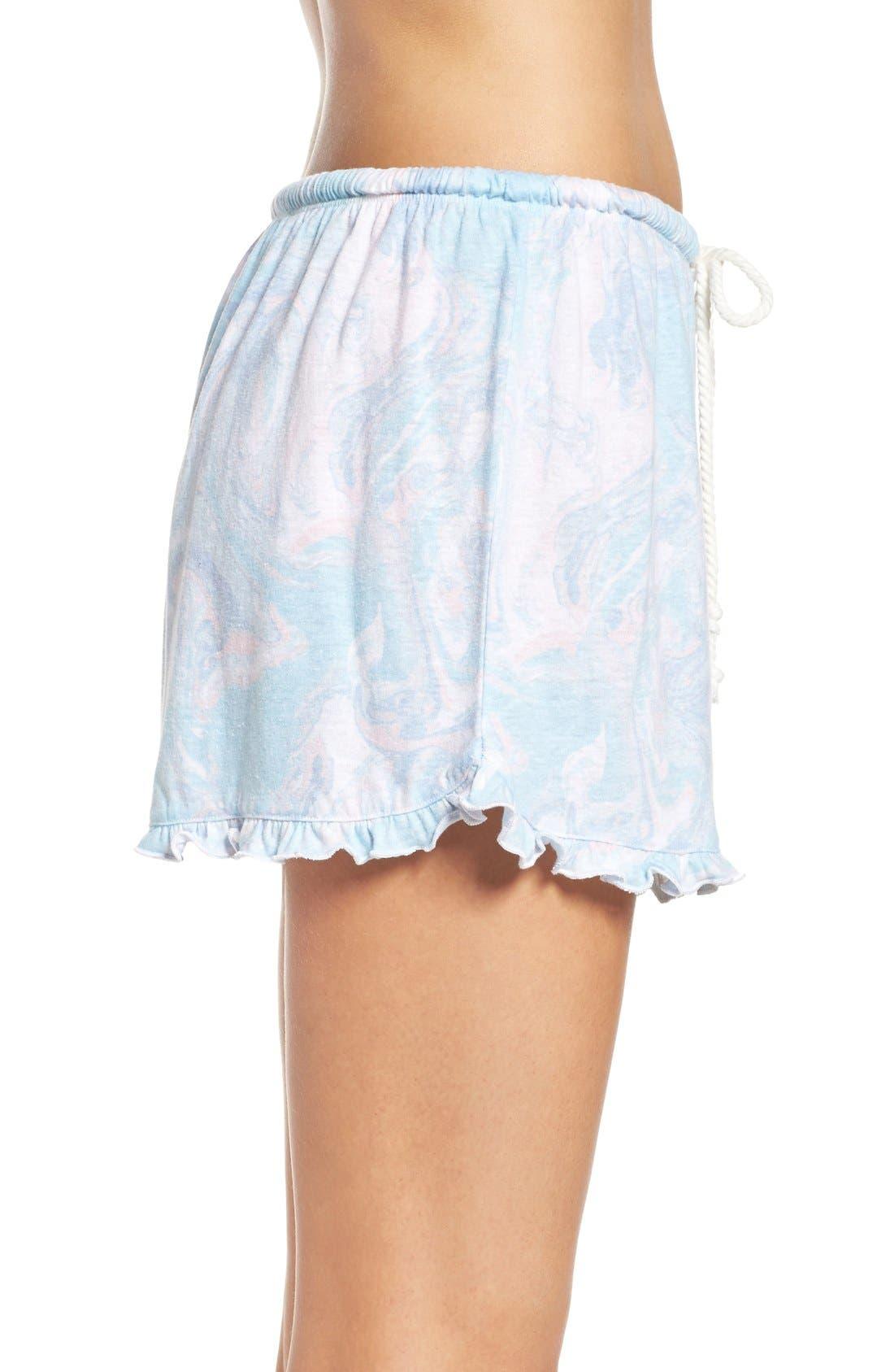 Alternate Image 3  - Make + Model Ruffle Shorts