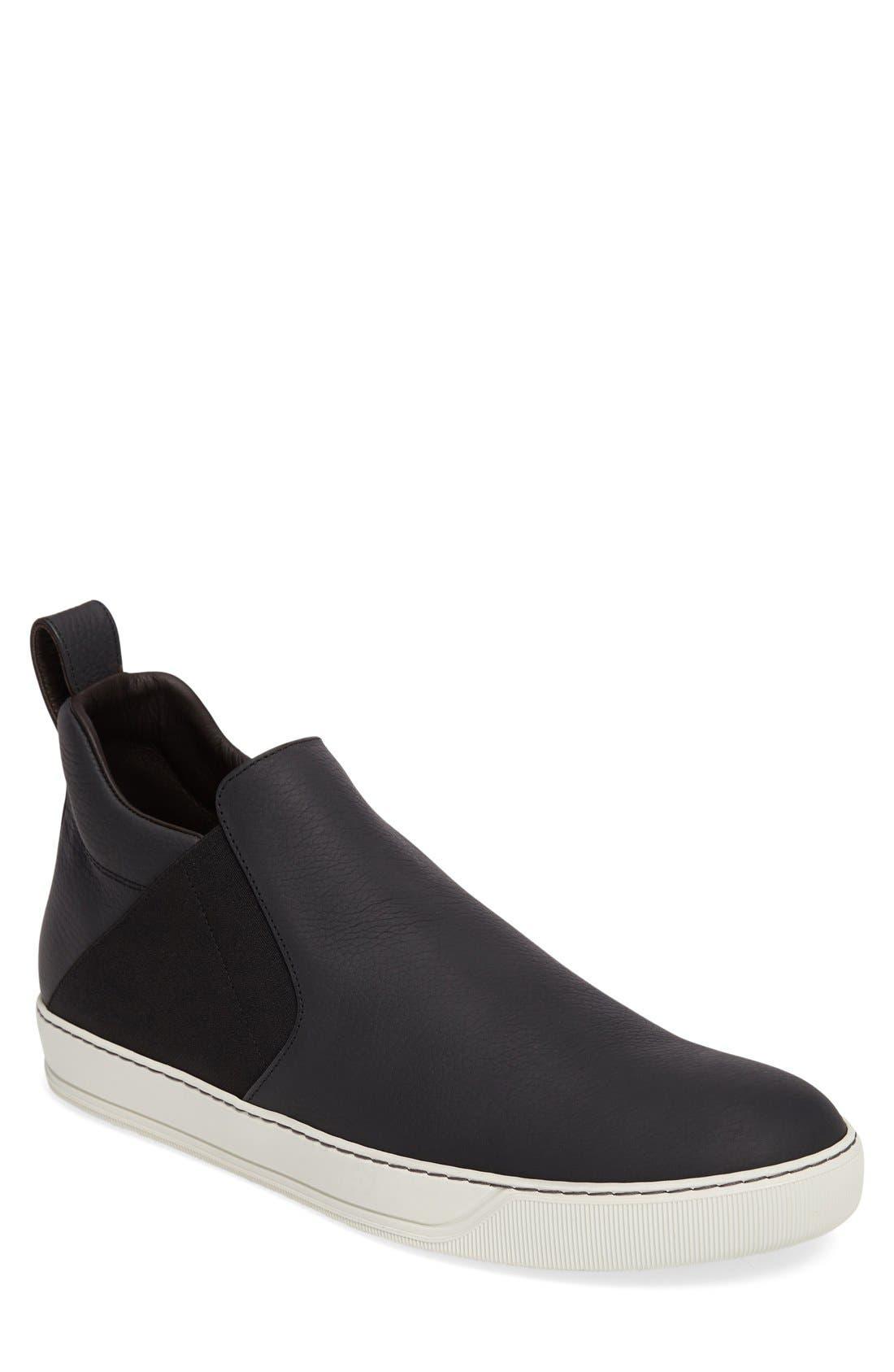 Alternate Image 1 Selected - Lanvin Mid Slip-On Sneaker (Men)
