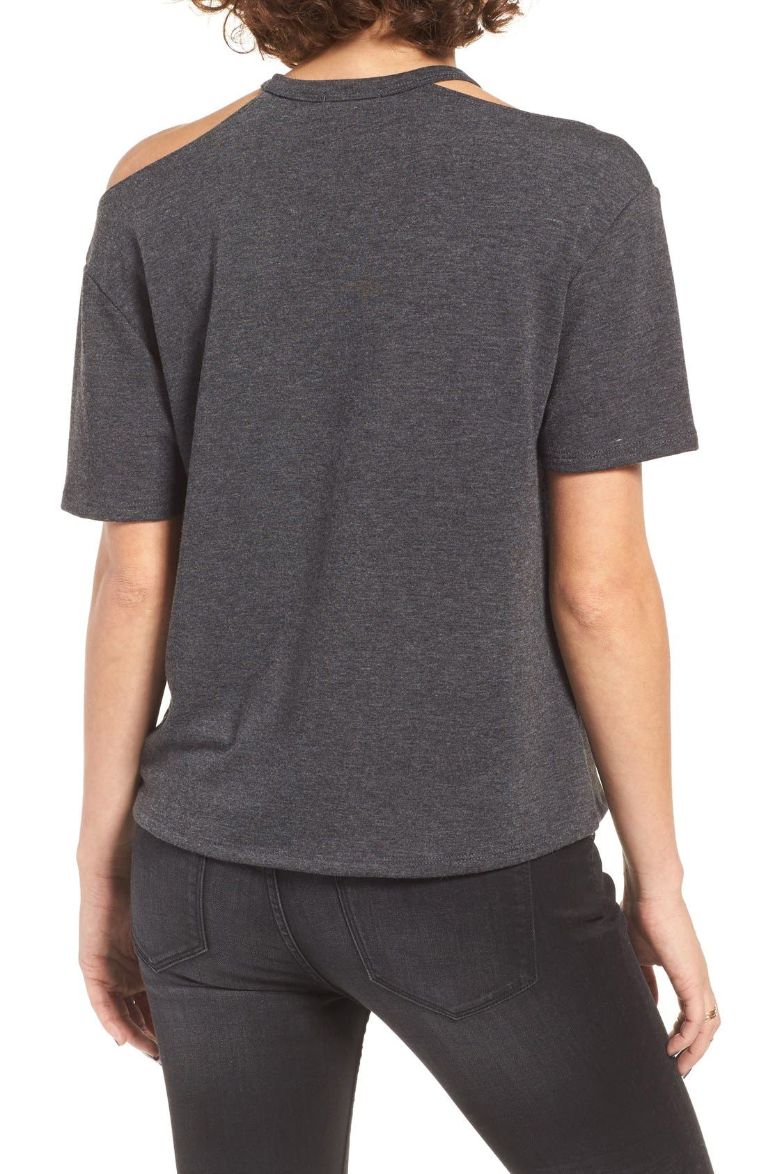 Alternate Image 2  - Michelle by Comune Fairfield Cold Shoulder Tee