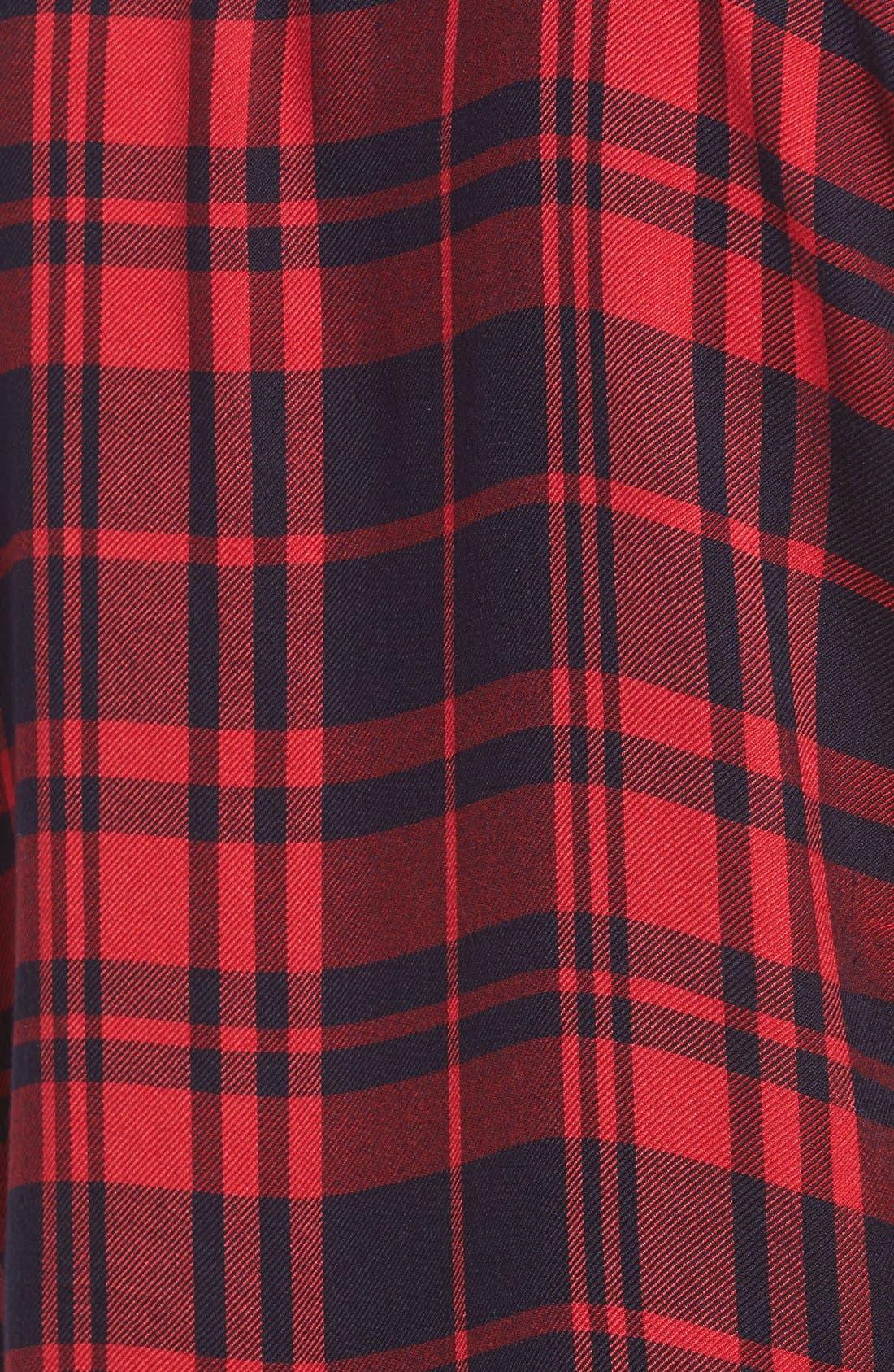 Alternate Image 5  - Lucky Brand Plaid Shirt