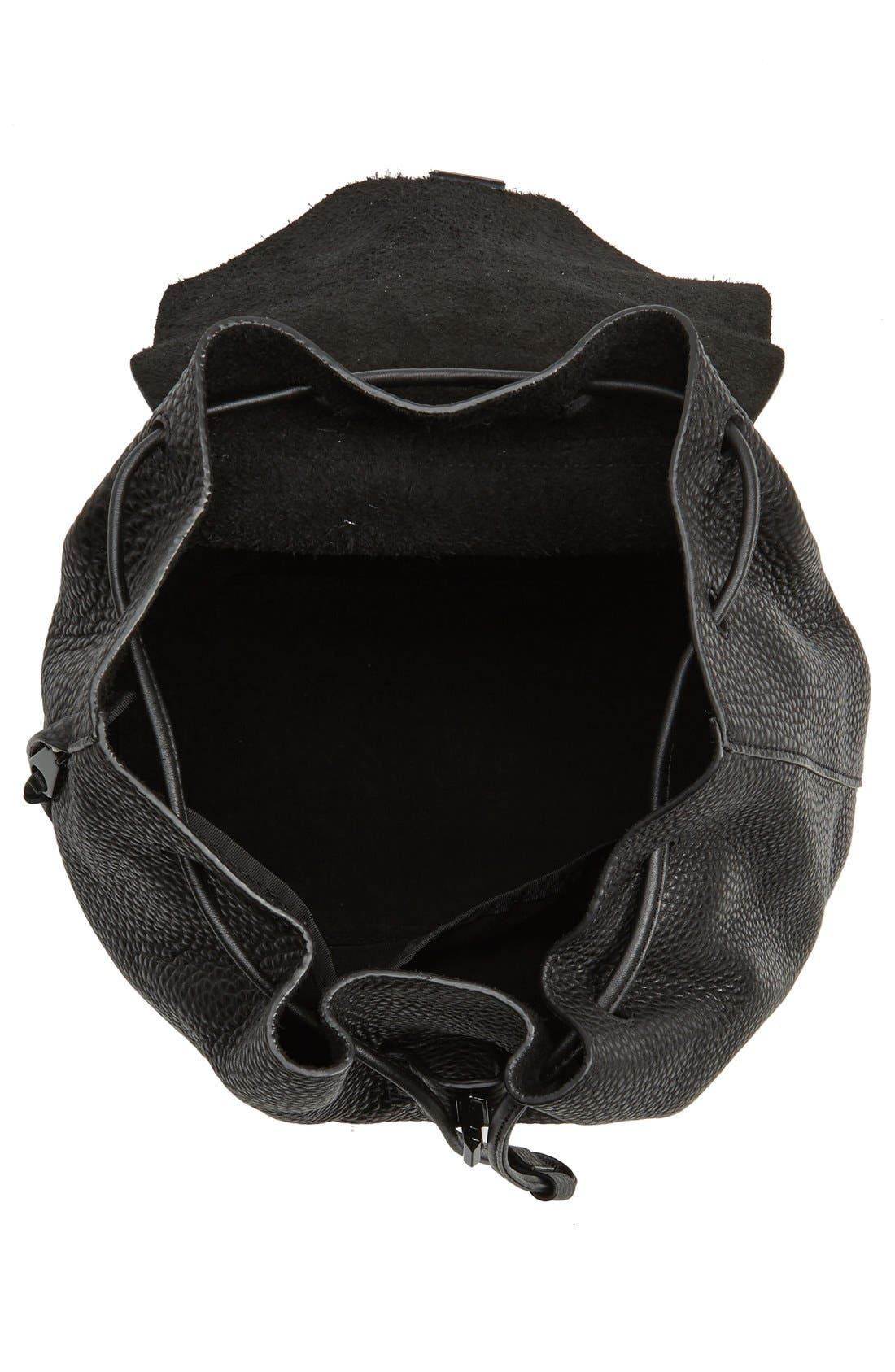 Alternate Image 4  - Rebecca Minkoff Darren Leather Backpack