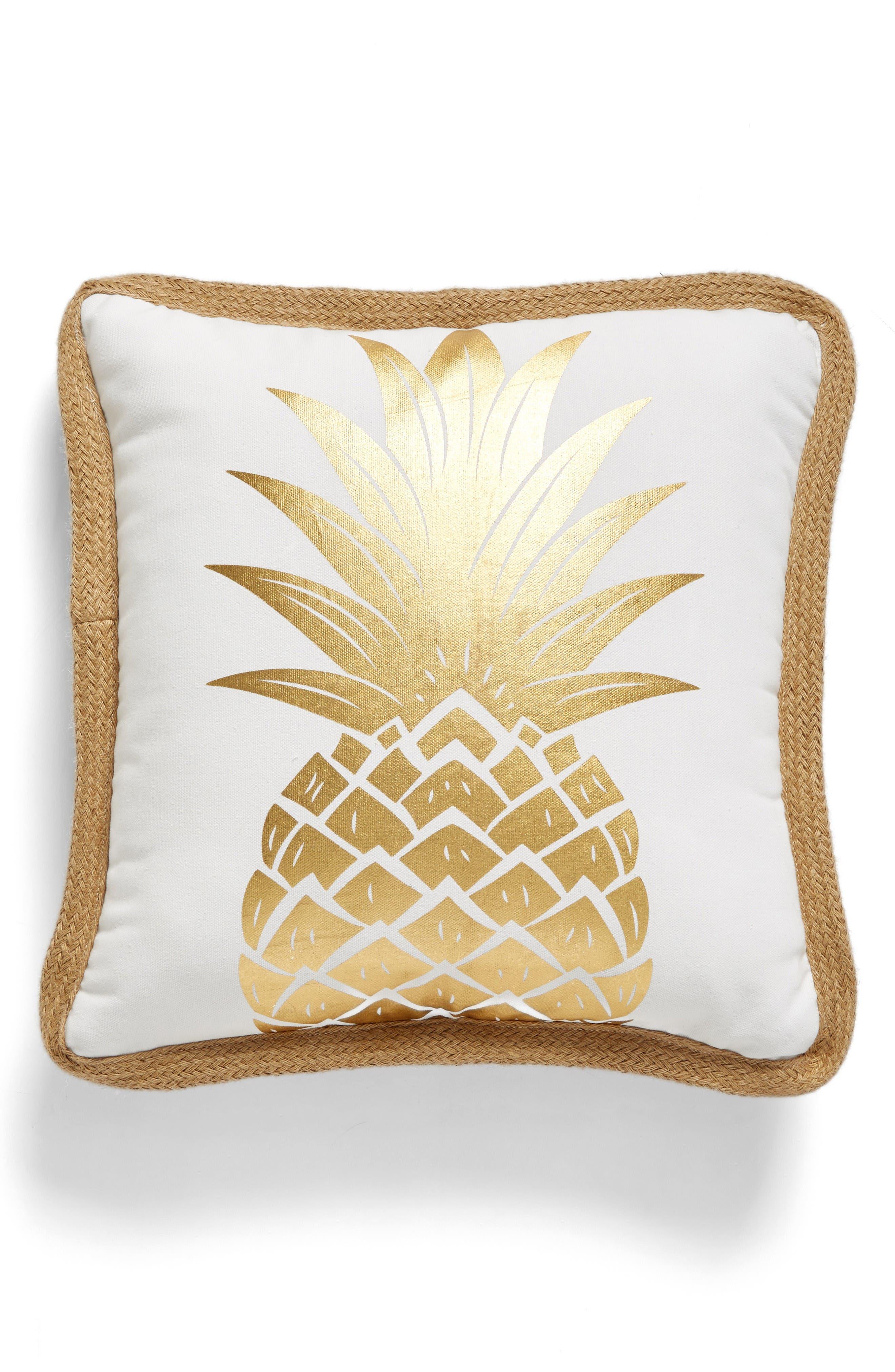 Alternate Image 1 Selected - Levtex Pineapple Pillow
