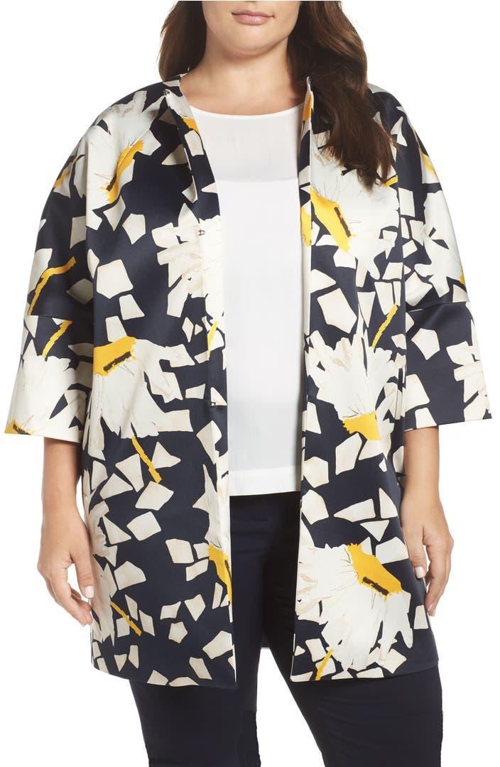 persona by marina rinaldi duster jacket plus size. Black Bedroom Furniture Sets. Home Design Ideas