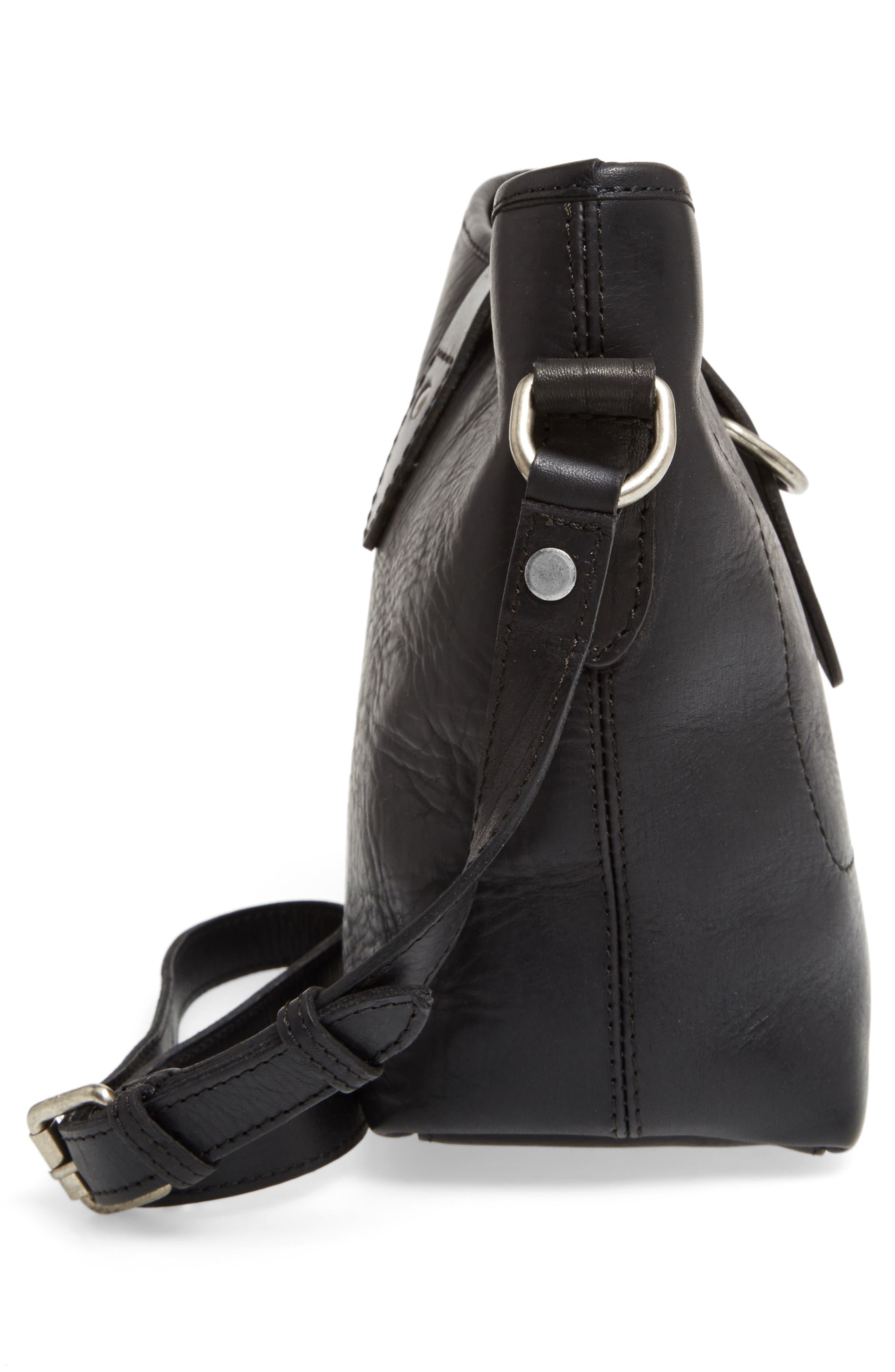 Alternate Image 4  - Frye Amy Leather Crossbody Bag