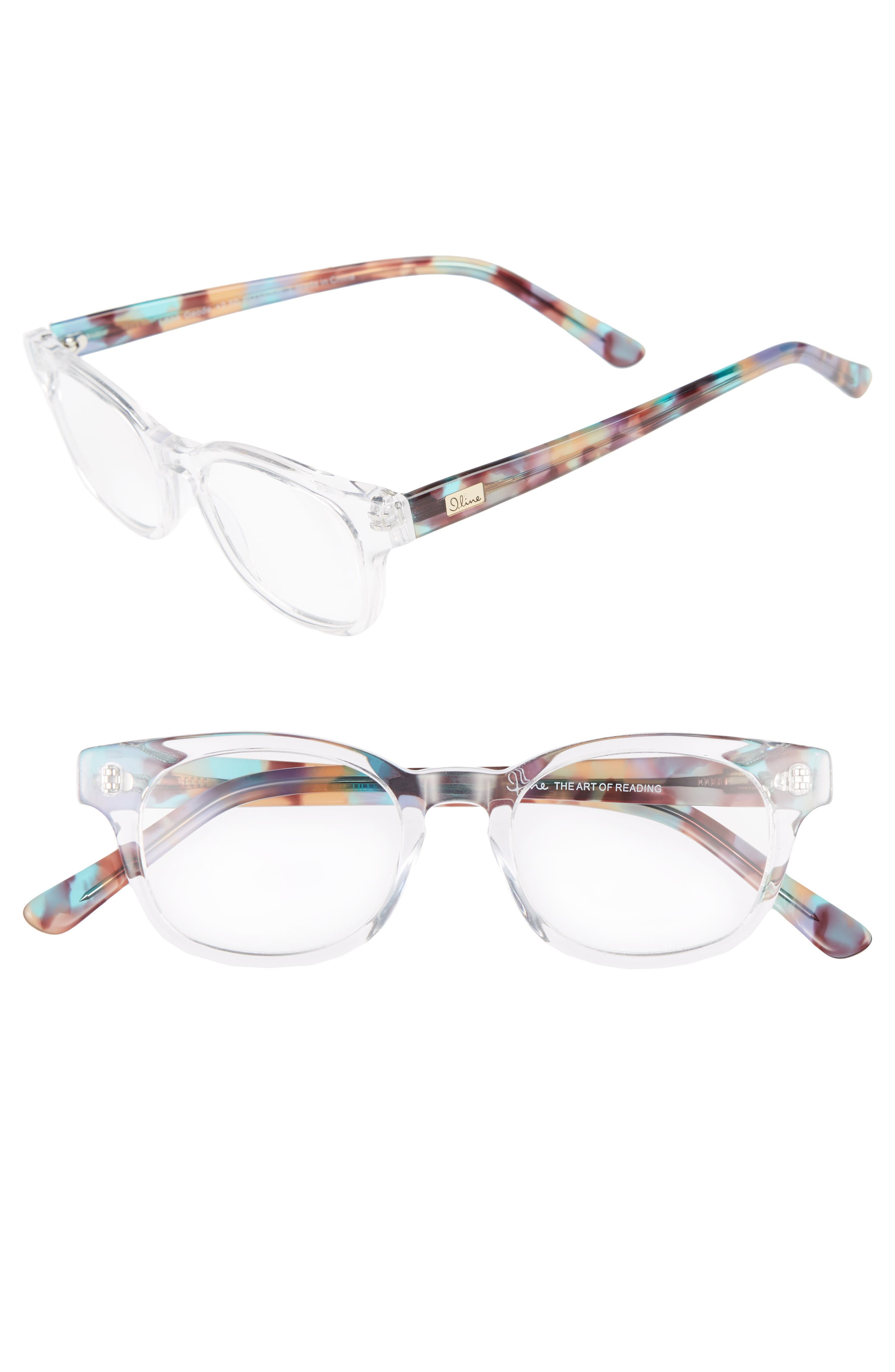 Alternate Image 1 Selected - I Line Eyewear 46mm Reading Glasses