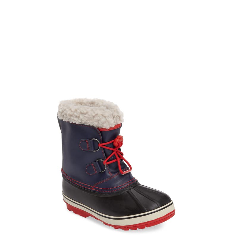 Mini boden winter waterproof boot toddler little kid for Mini boden winter 2016