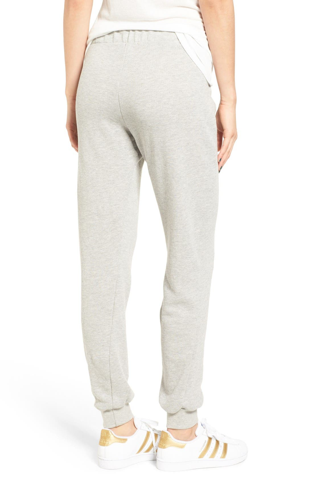 Alternate Image 2  - BP. Zip Detail Pants