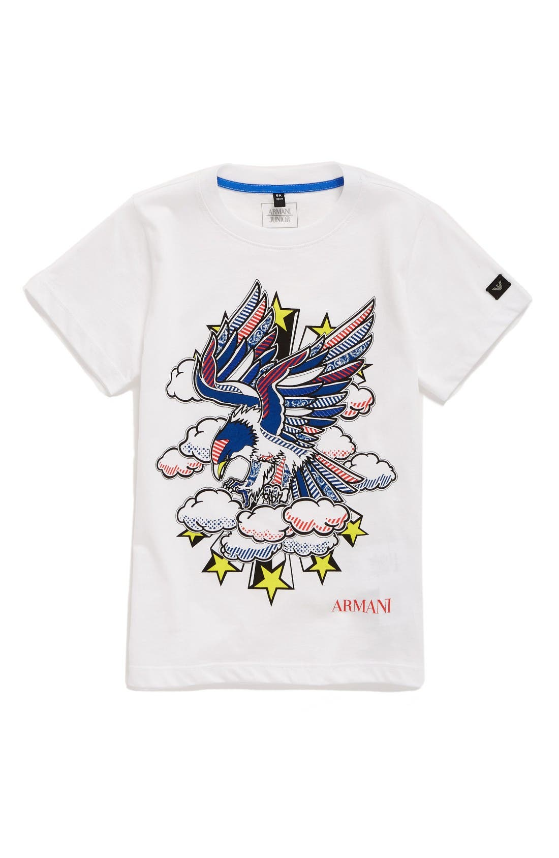 Armani Junior Funtastic Graphic T-Shirt (Little Boys & Big Boys)