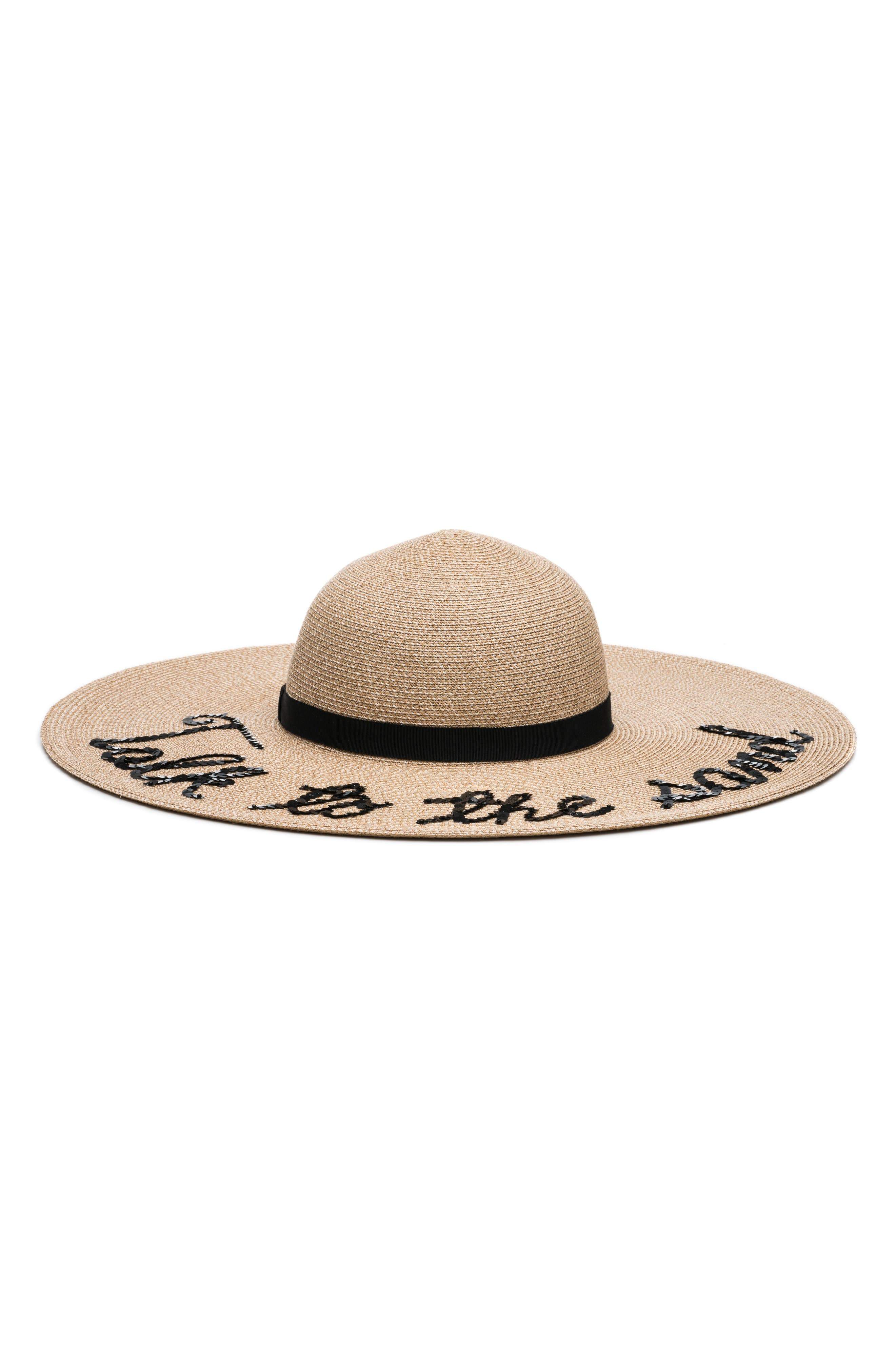 Eugenia Kim Talk to the Sand Sun Hat