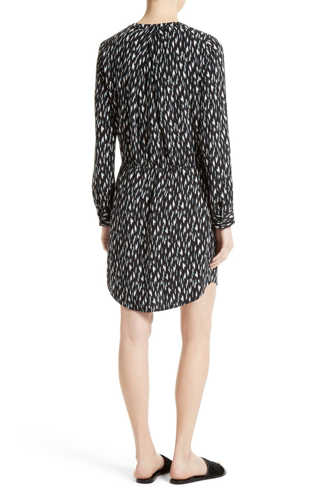 Alternate Image 2  - Joie Cassina Print Shirtdress