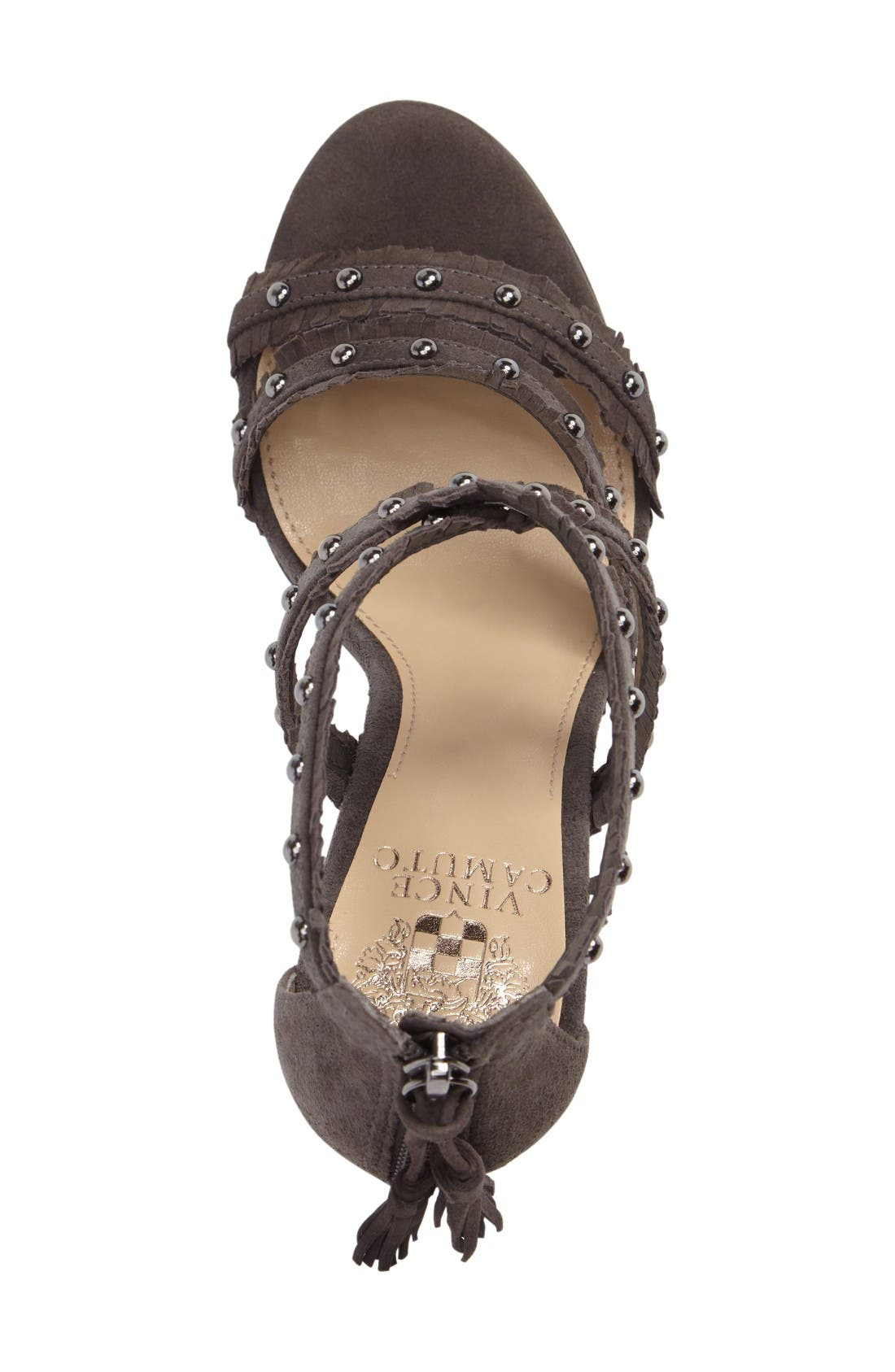 Alternate Image 3  - Vince Camuto Machila Block Heel Sandal (Women)