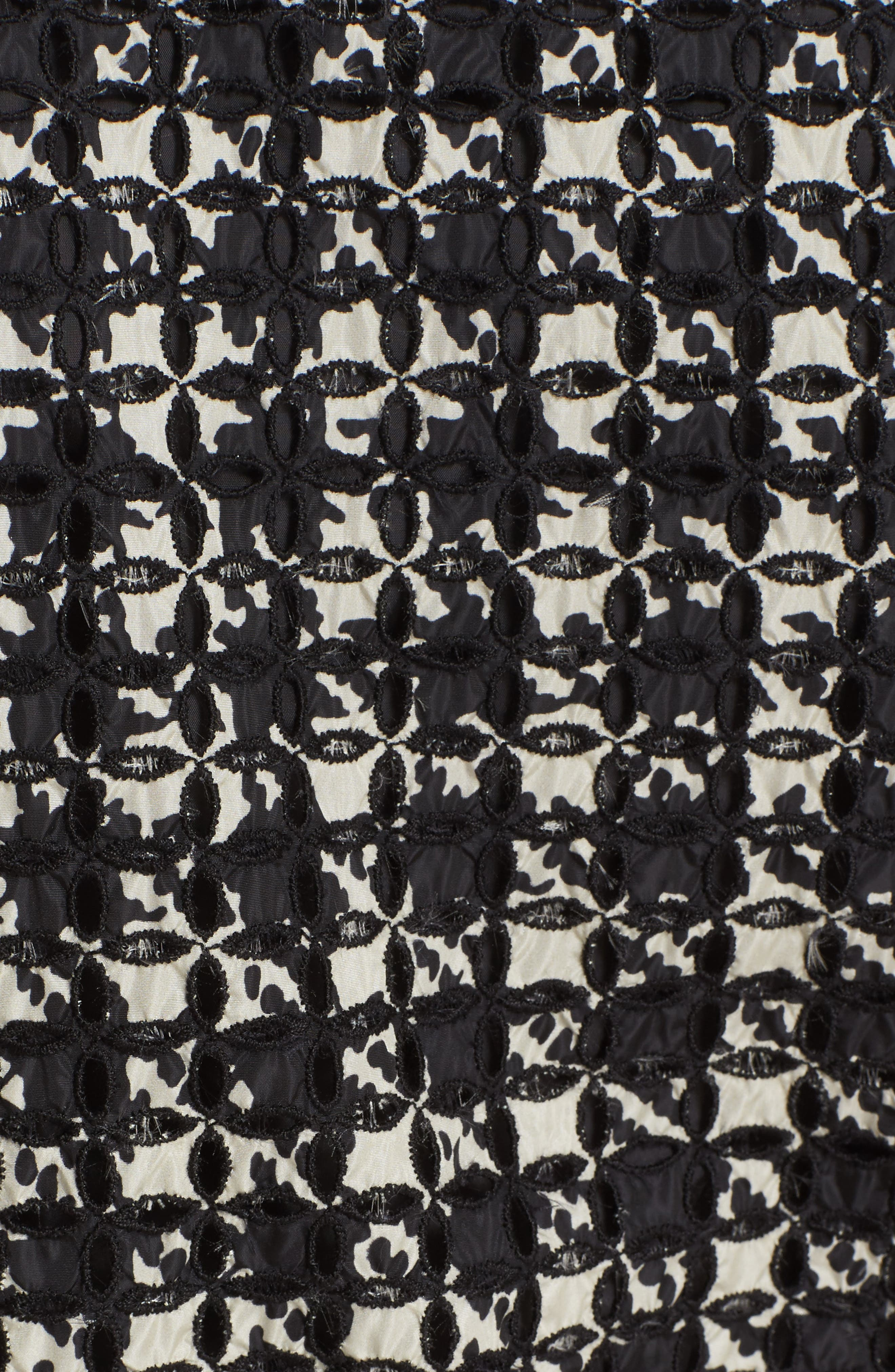 Alternate Image 3  - Moncler Fiadone Tweed Print Jacket