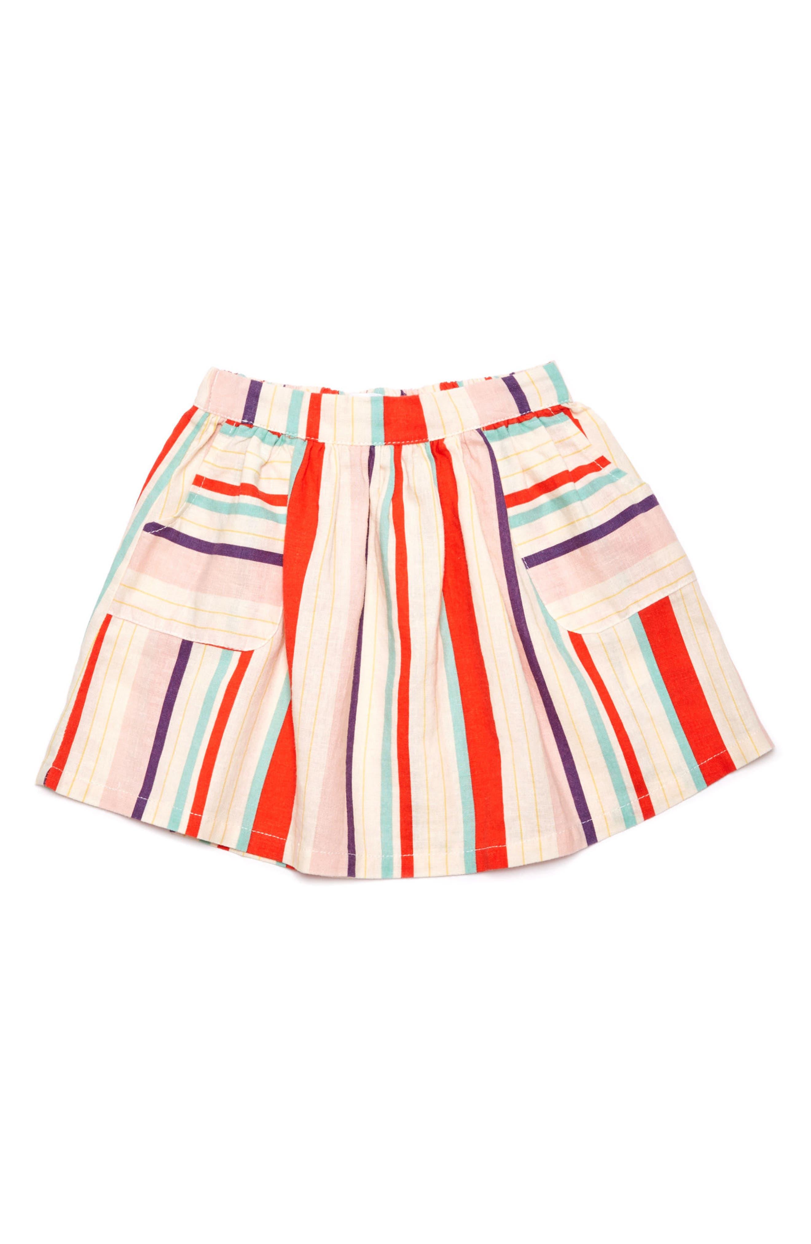 Margherita Print Skirt (Baby Girls)