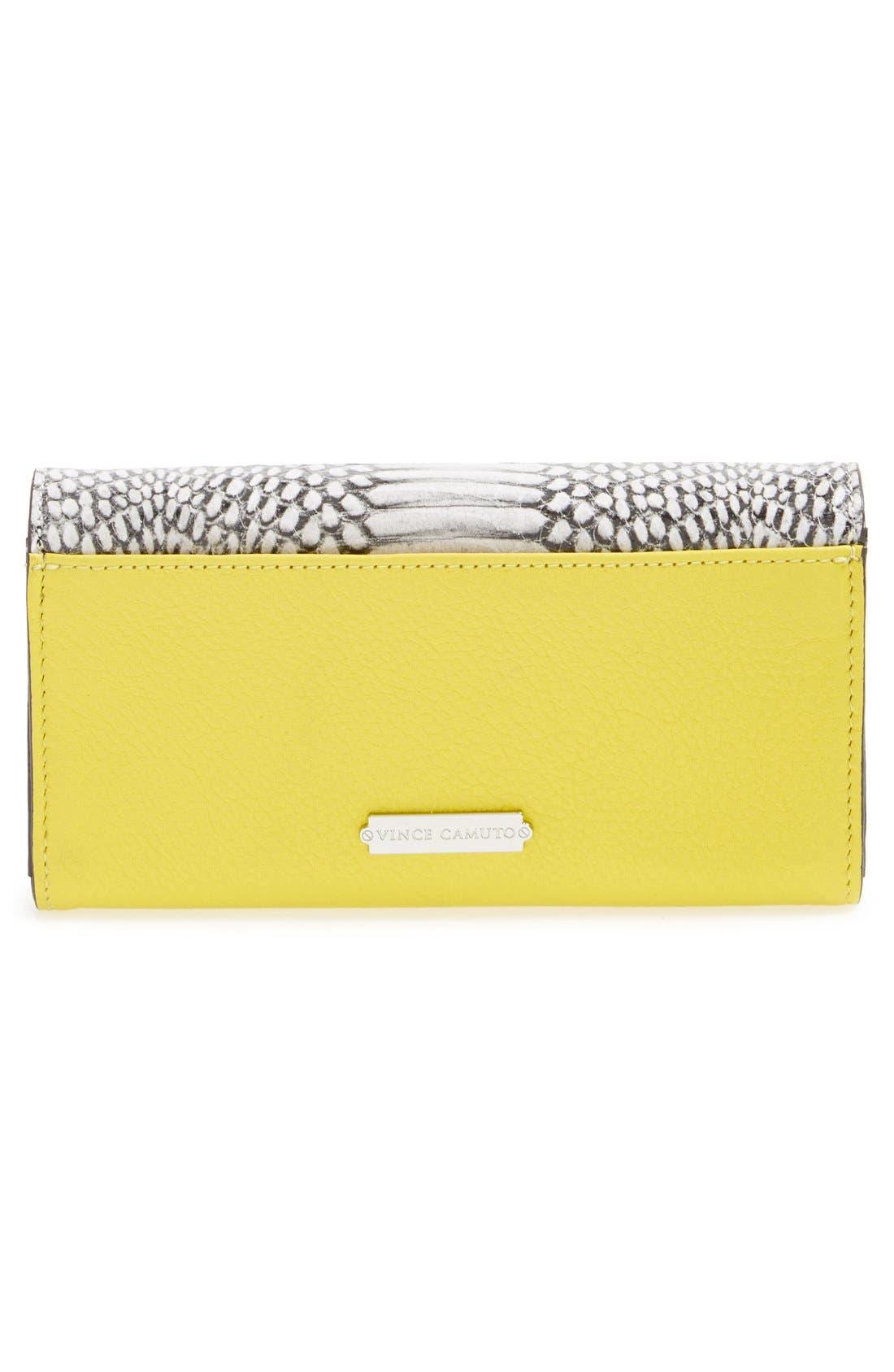 Alternate Image 5  - Vince Camuto 'Julia' Wallet