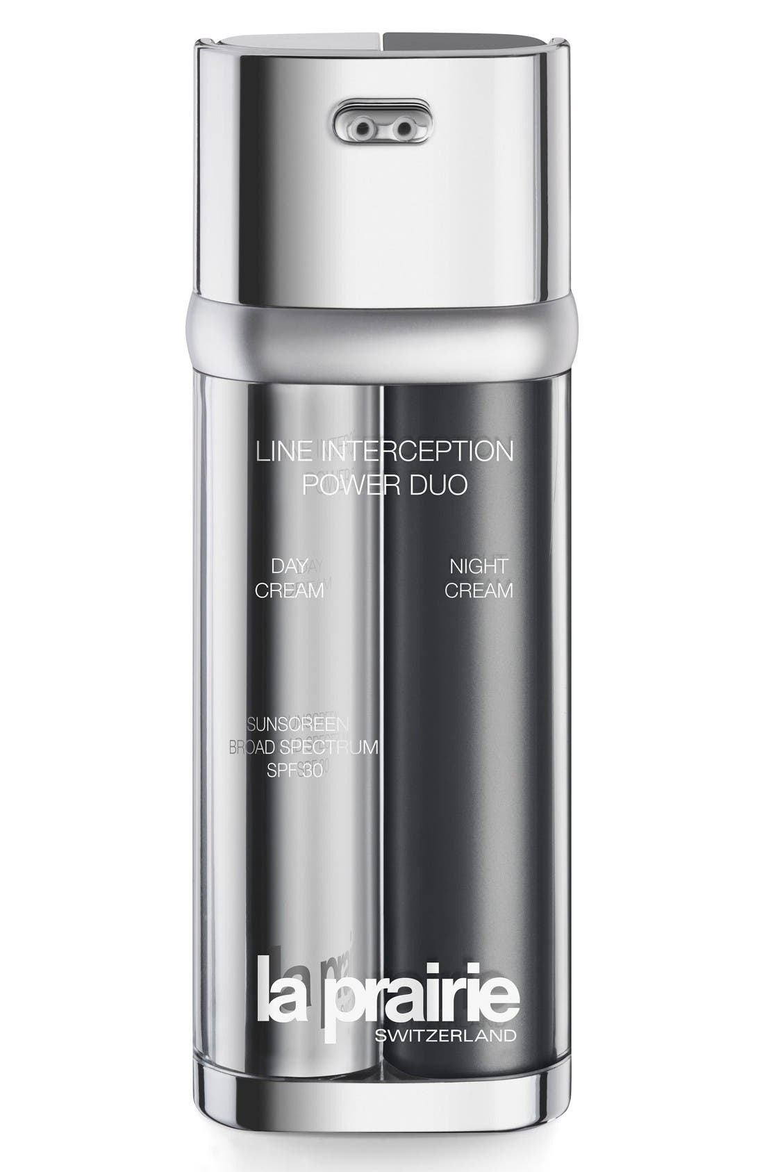 Alternate Image 1 Selected - La Prairie Line Interception Power Duo Cream