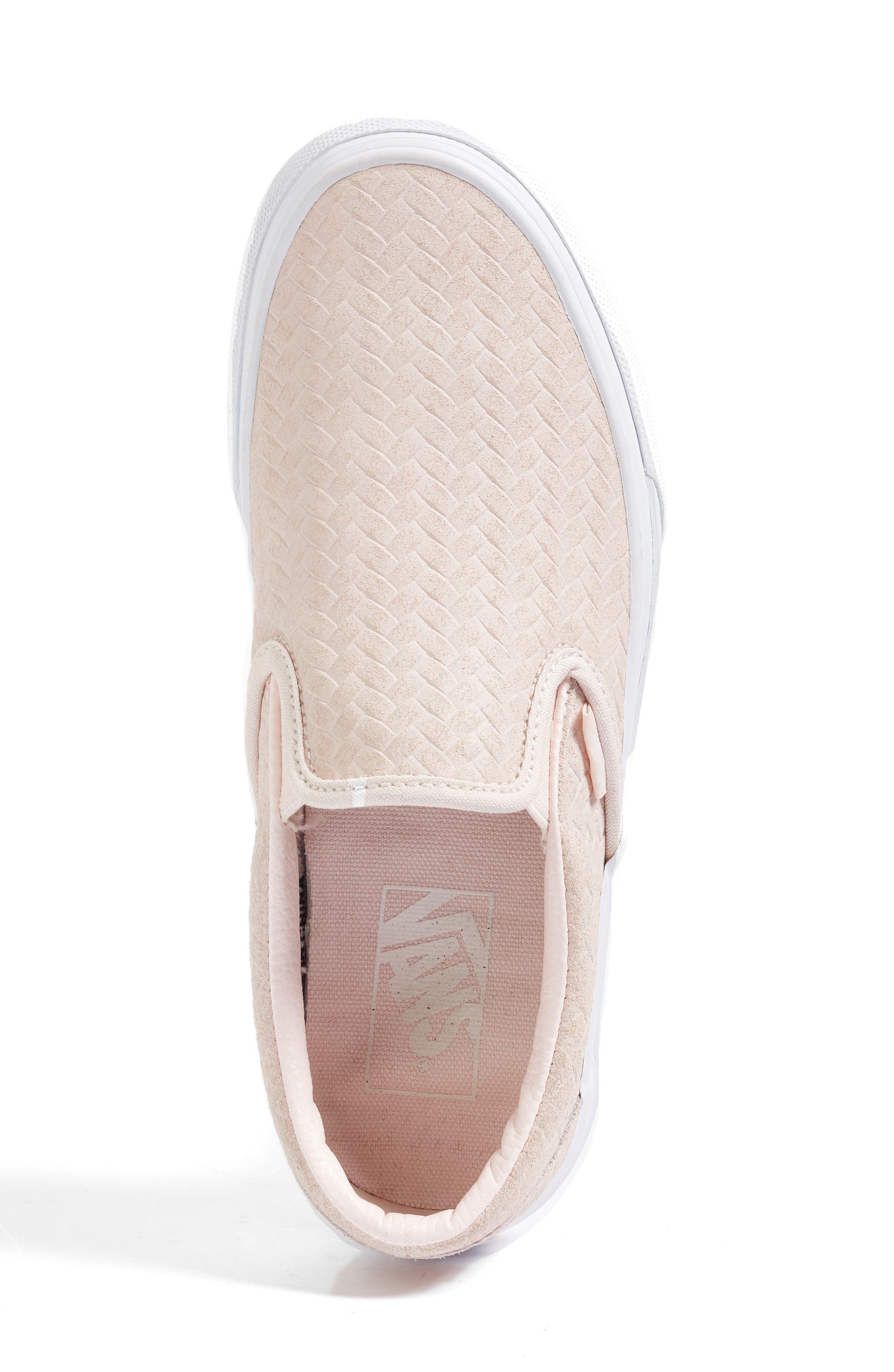 Alternate Image 3  - Vans Classic Slip-On Sneaker (Women)