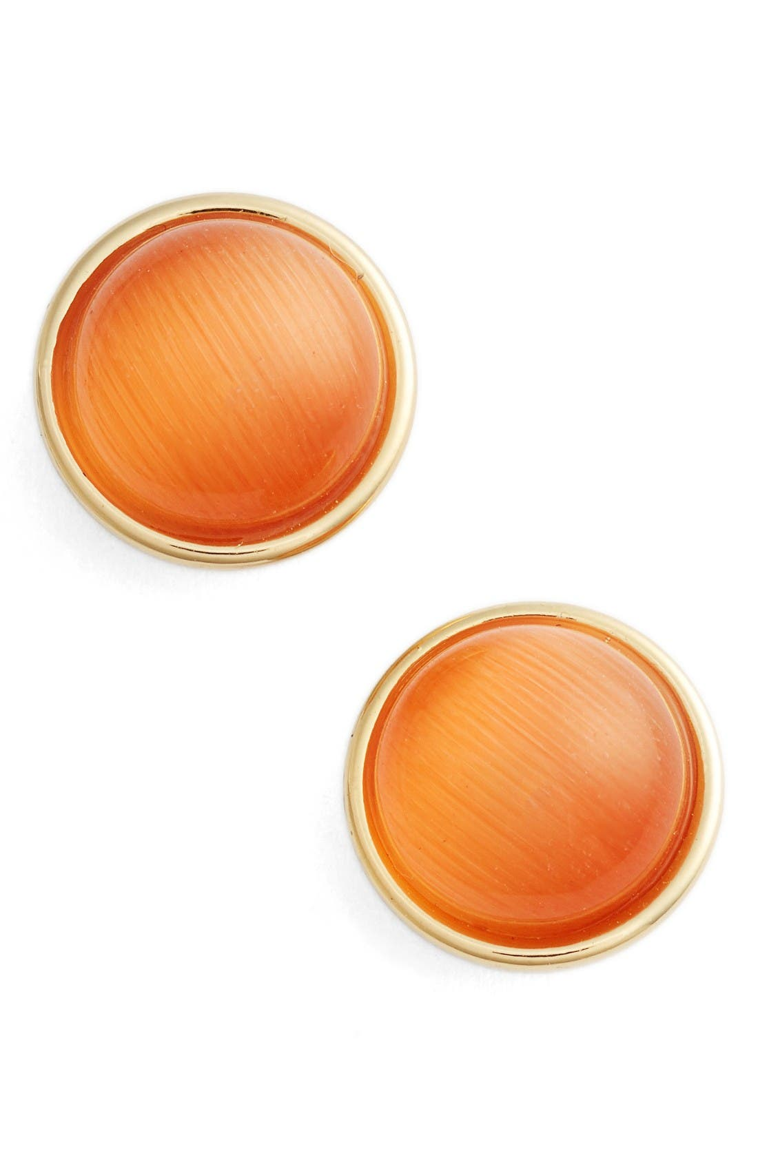 Main Image - kate spade new york 'forever' stud earrings