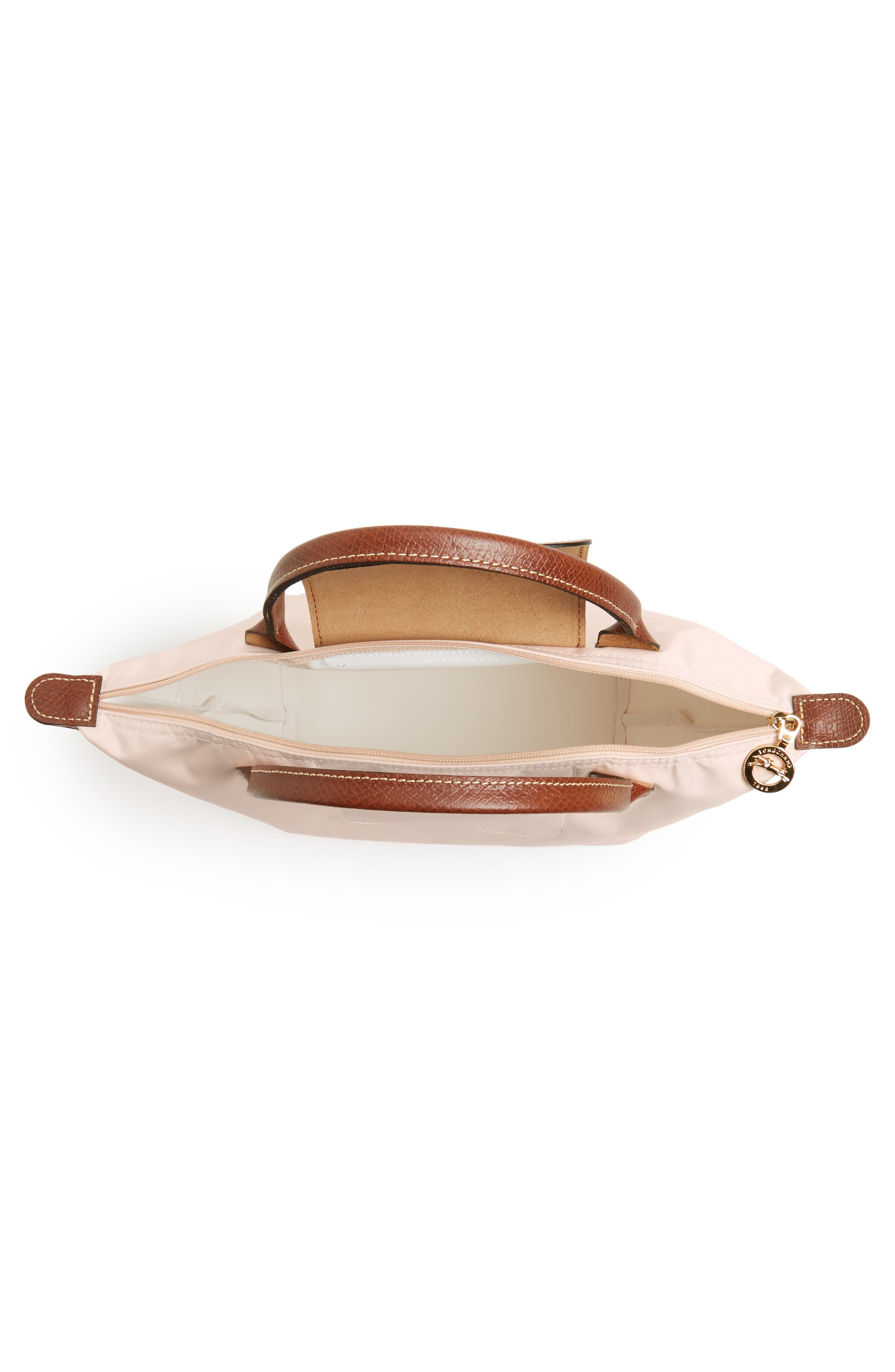 Alternate Image 4  - Longchamp 'Mini Le Pliage' Handbag