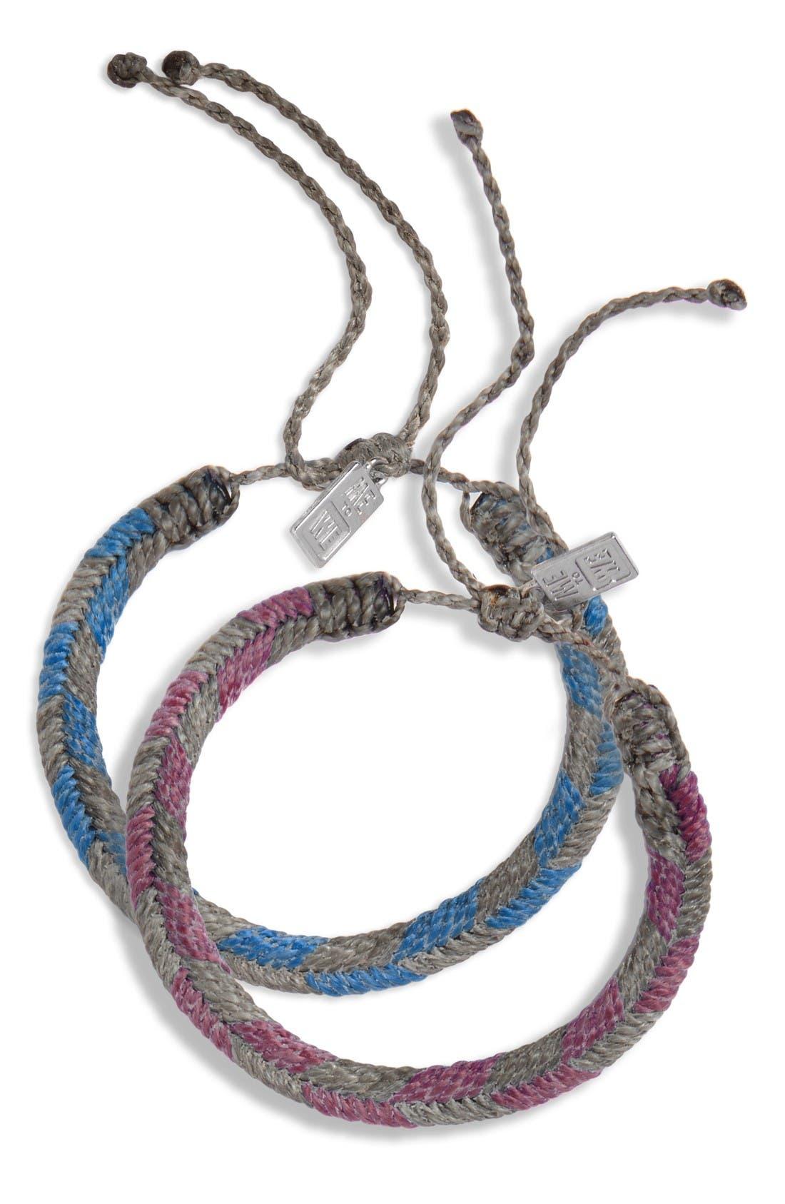 ME TO WE Minga Set of 2 Bracelets