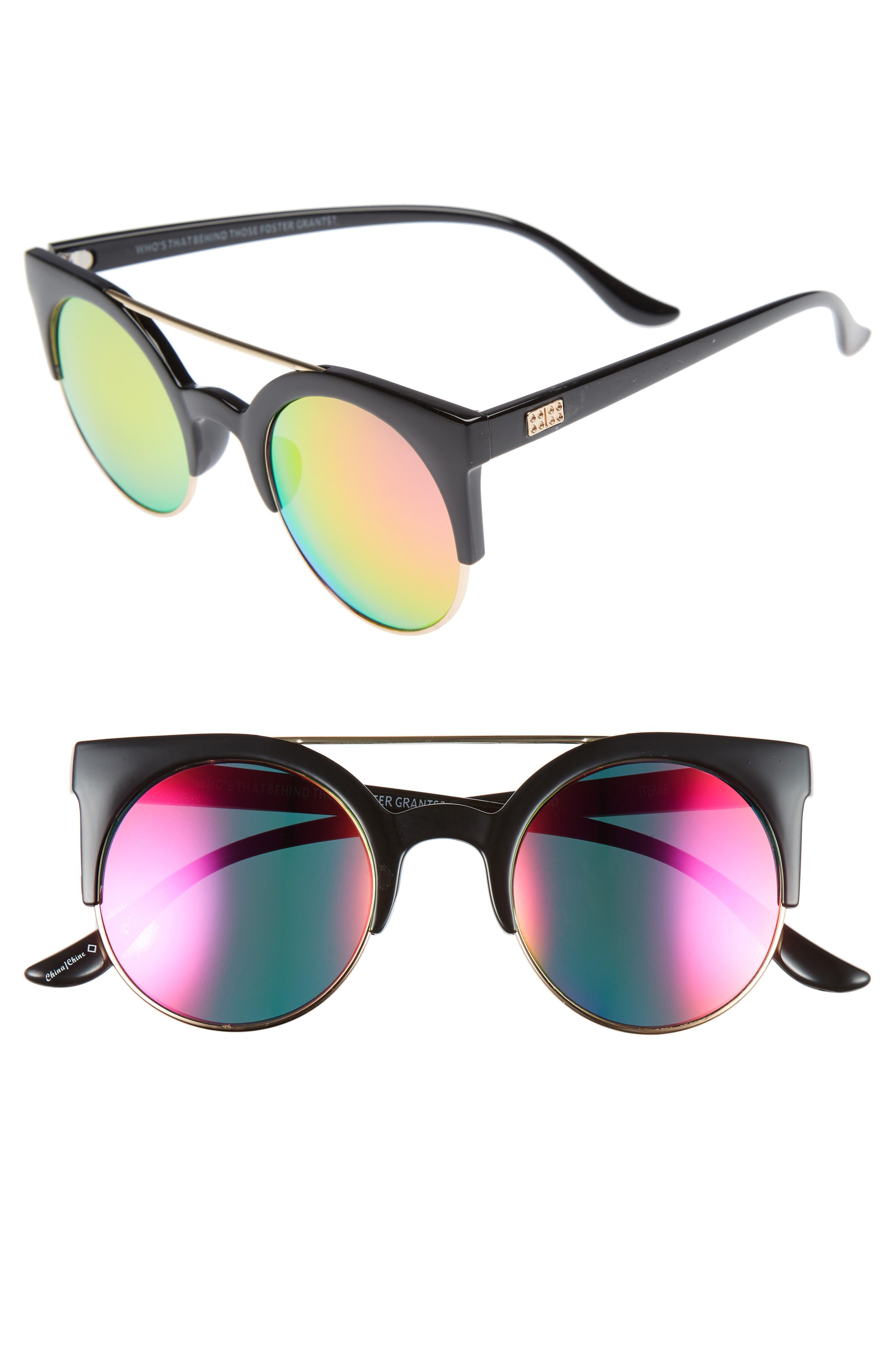 ITEM 8 MG.2 50mm Sunglasses