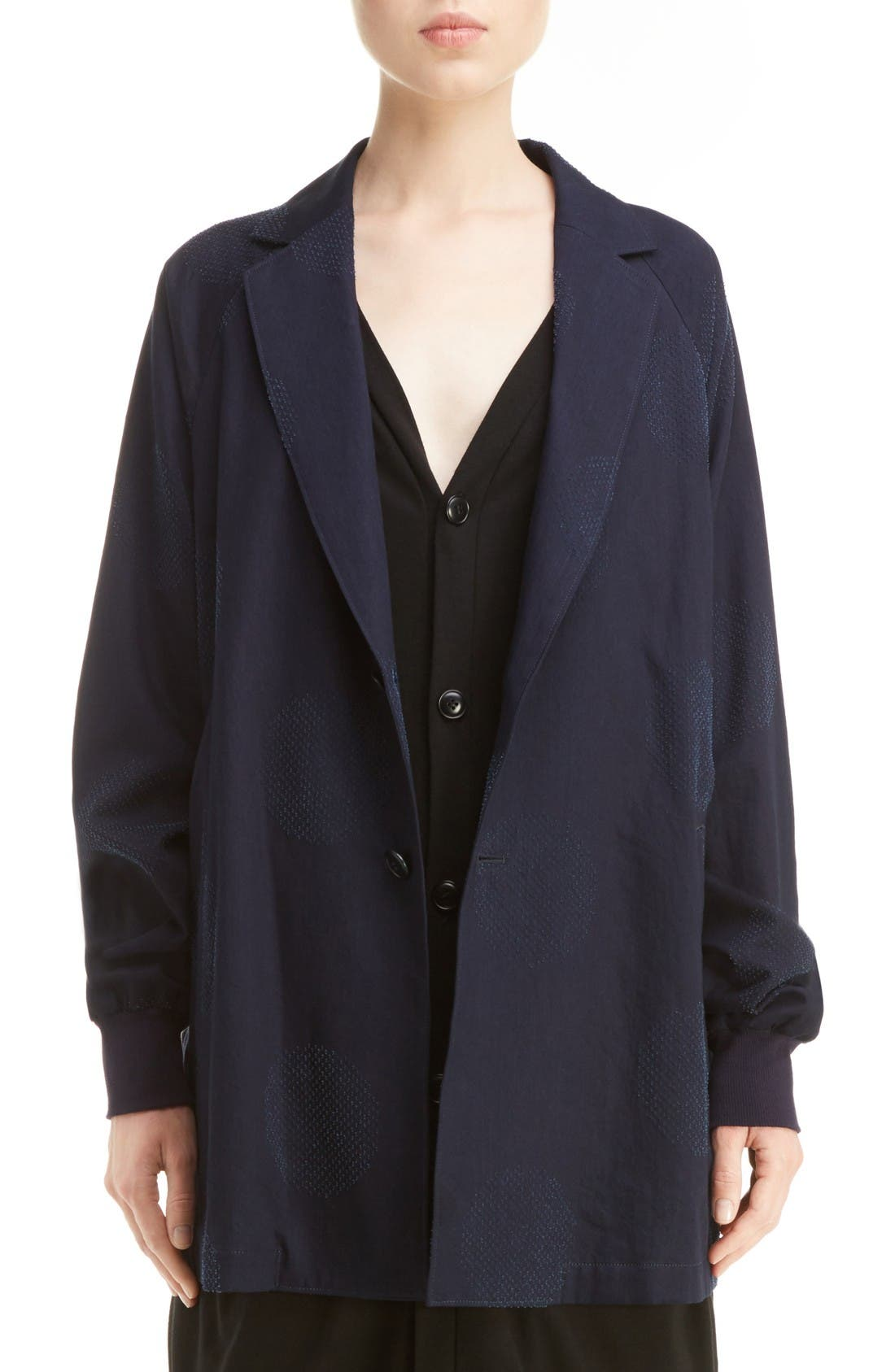 Y'S BY YOHJI YAMAMOTO O-Layered Big Jacket
