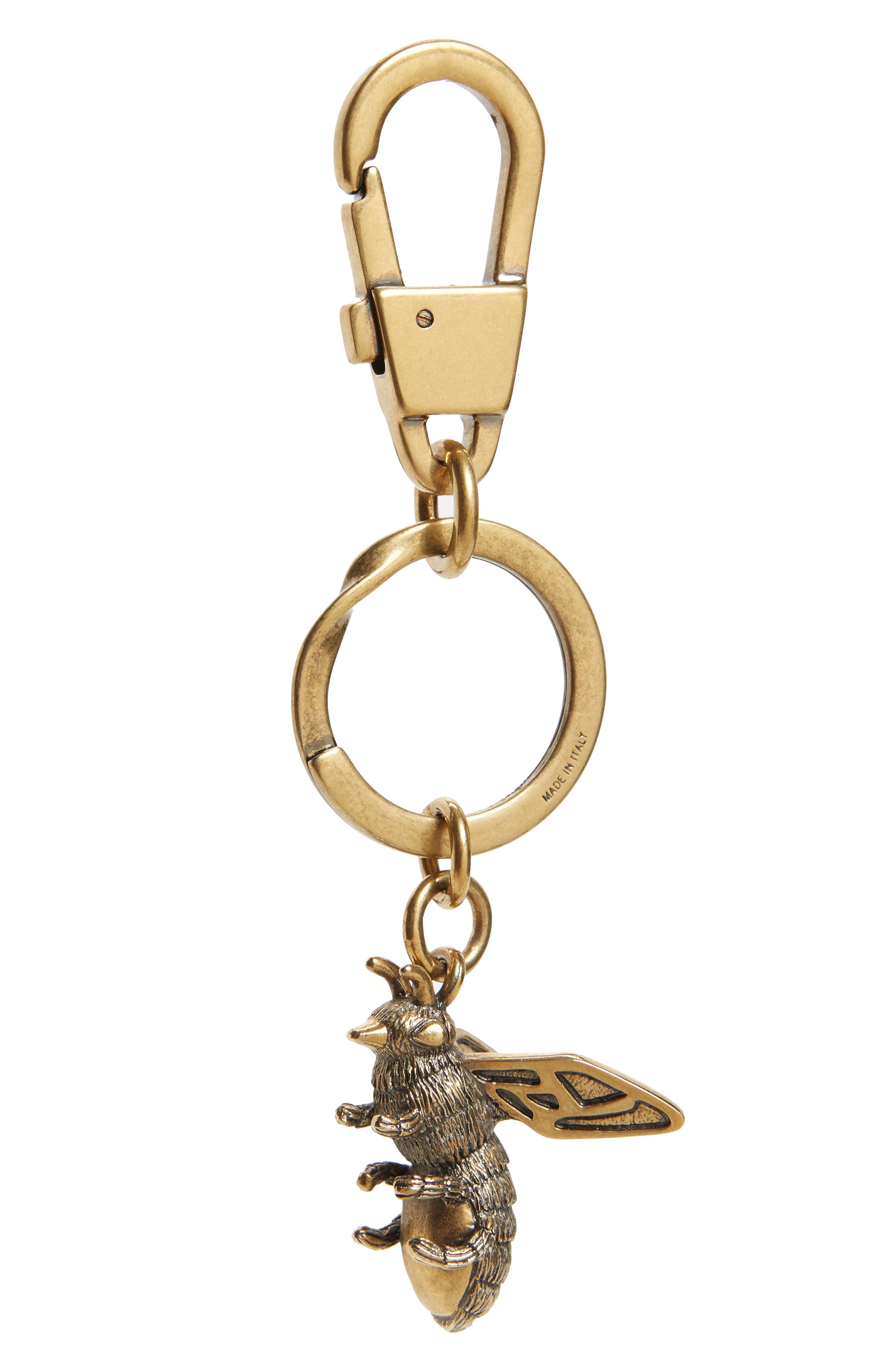 Alternate Image 1 Selected - Gucci Bee Key Chain