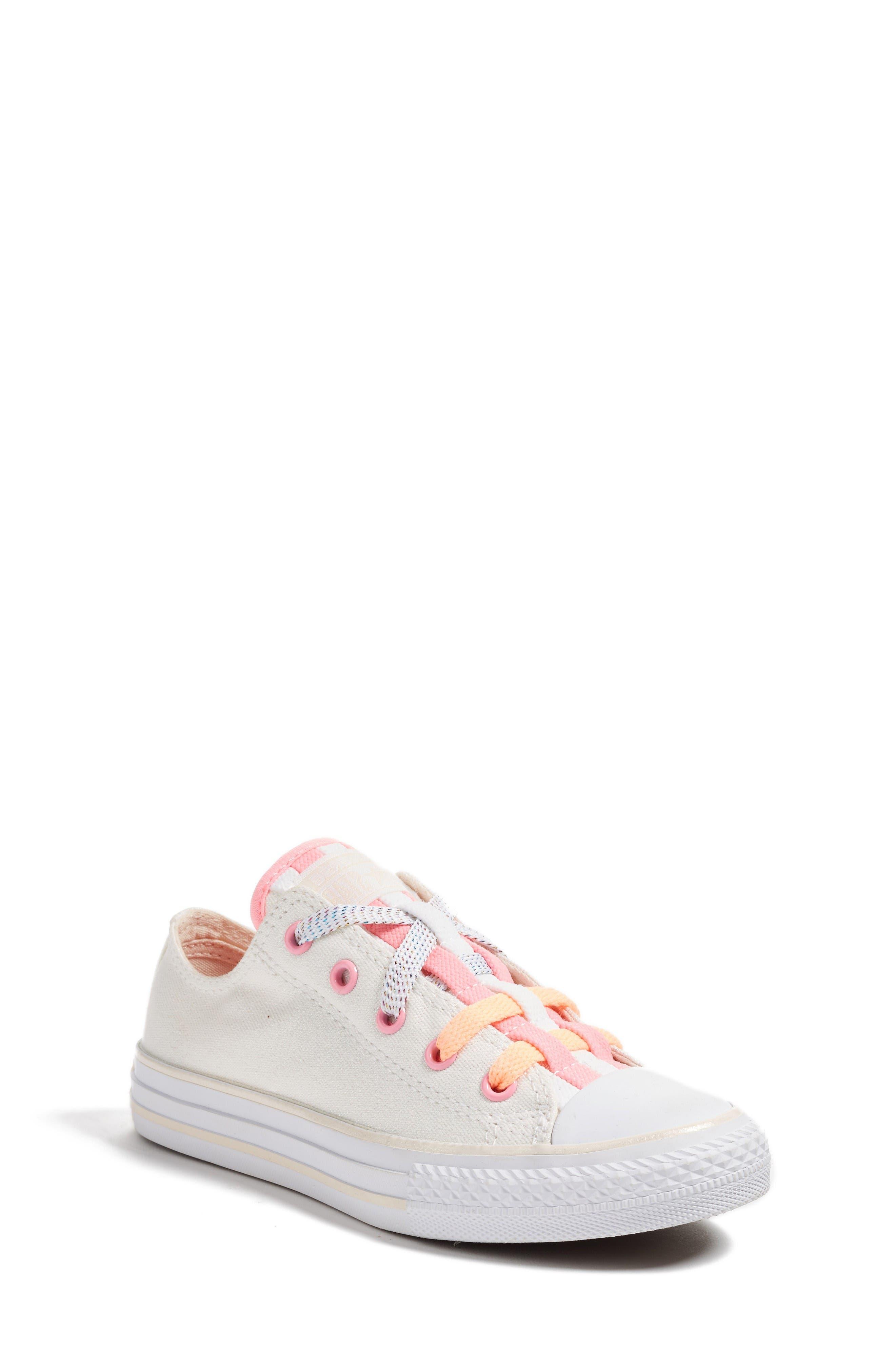 Converse Chuck Taylor® All Star® 'Loopholes' Sneaker (Toddler, Little Kid & Big Kid)