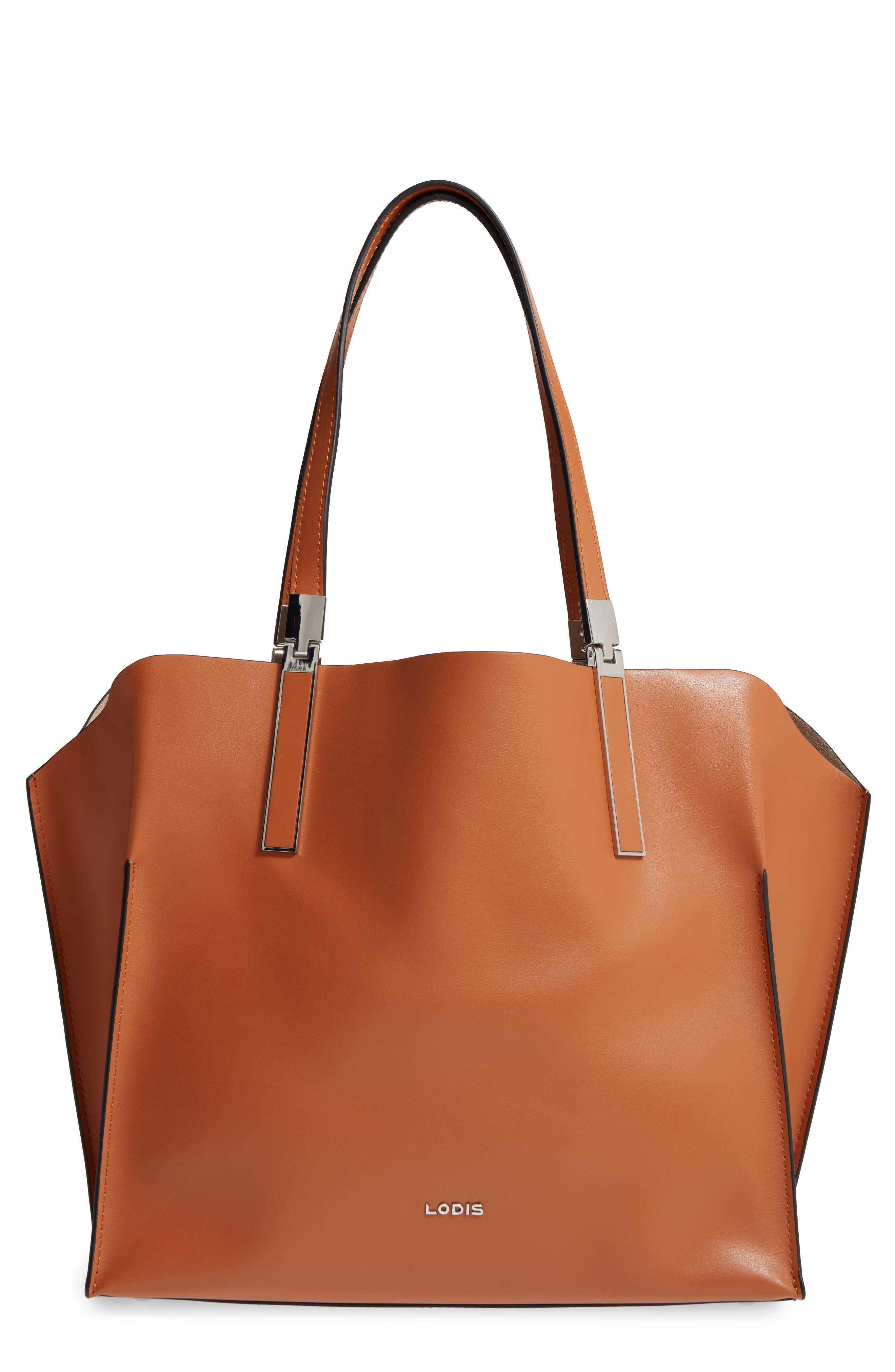 Main Image - Lodis 'Blair Collection - Anita' Leather Tote