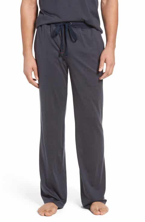 Daniel Buchler Silk   Cotton Lounge Pants