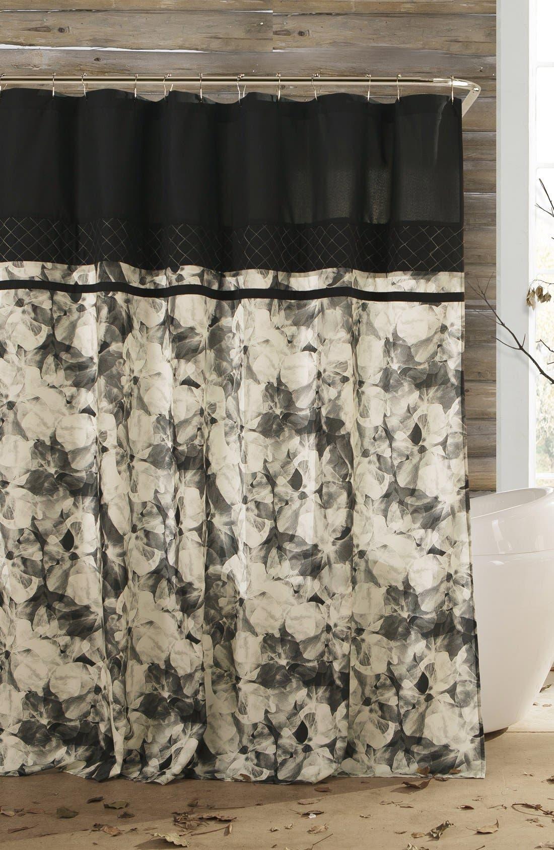 Alternate Image 1 Selected - kensie 'Rhea' Shower Curtain