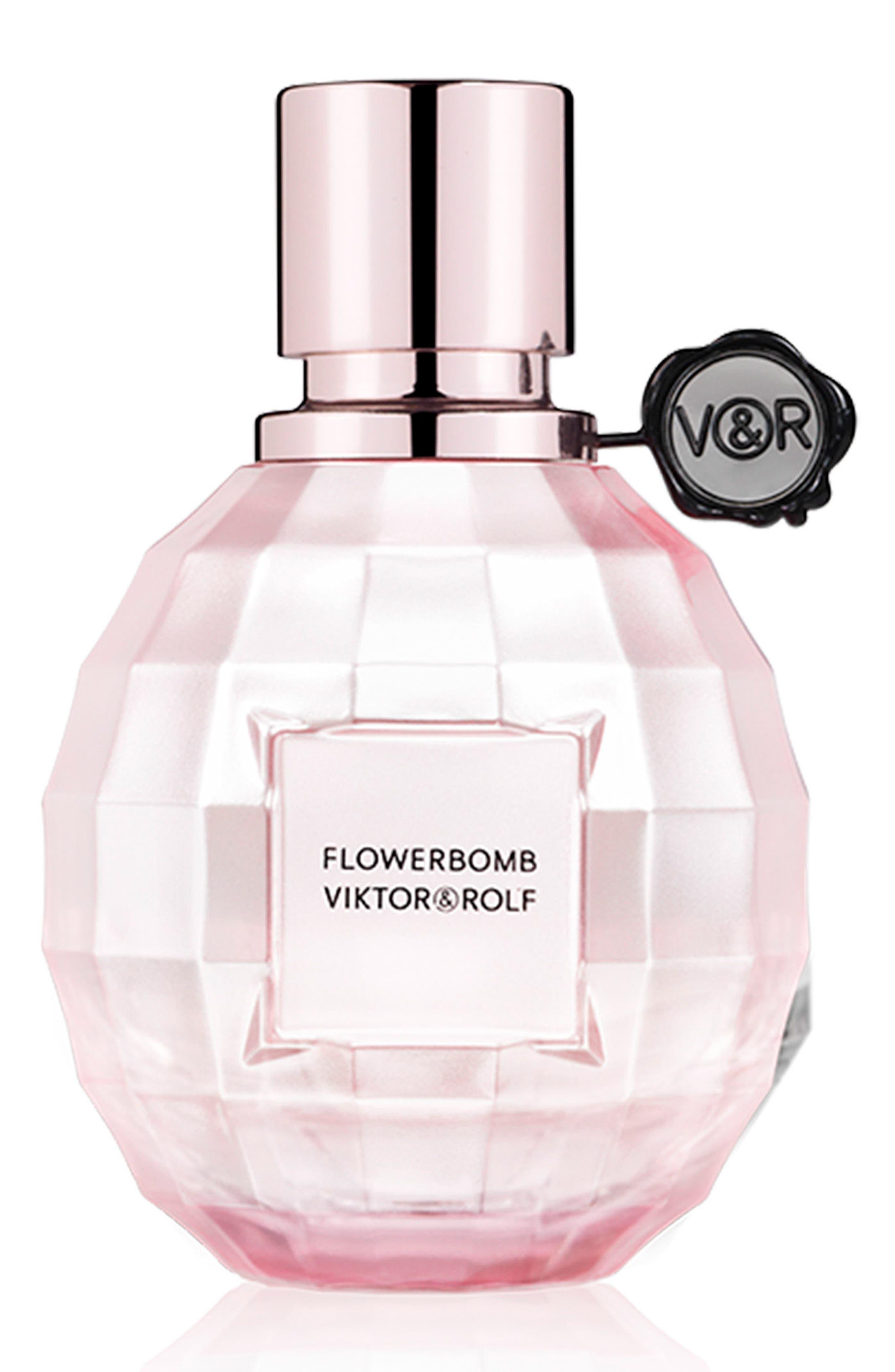 Viktor&Rolf Flowerbomb La Vie en Rose Eau de Toilette (Limited Edition)