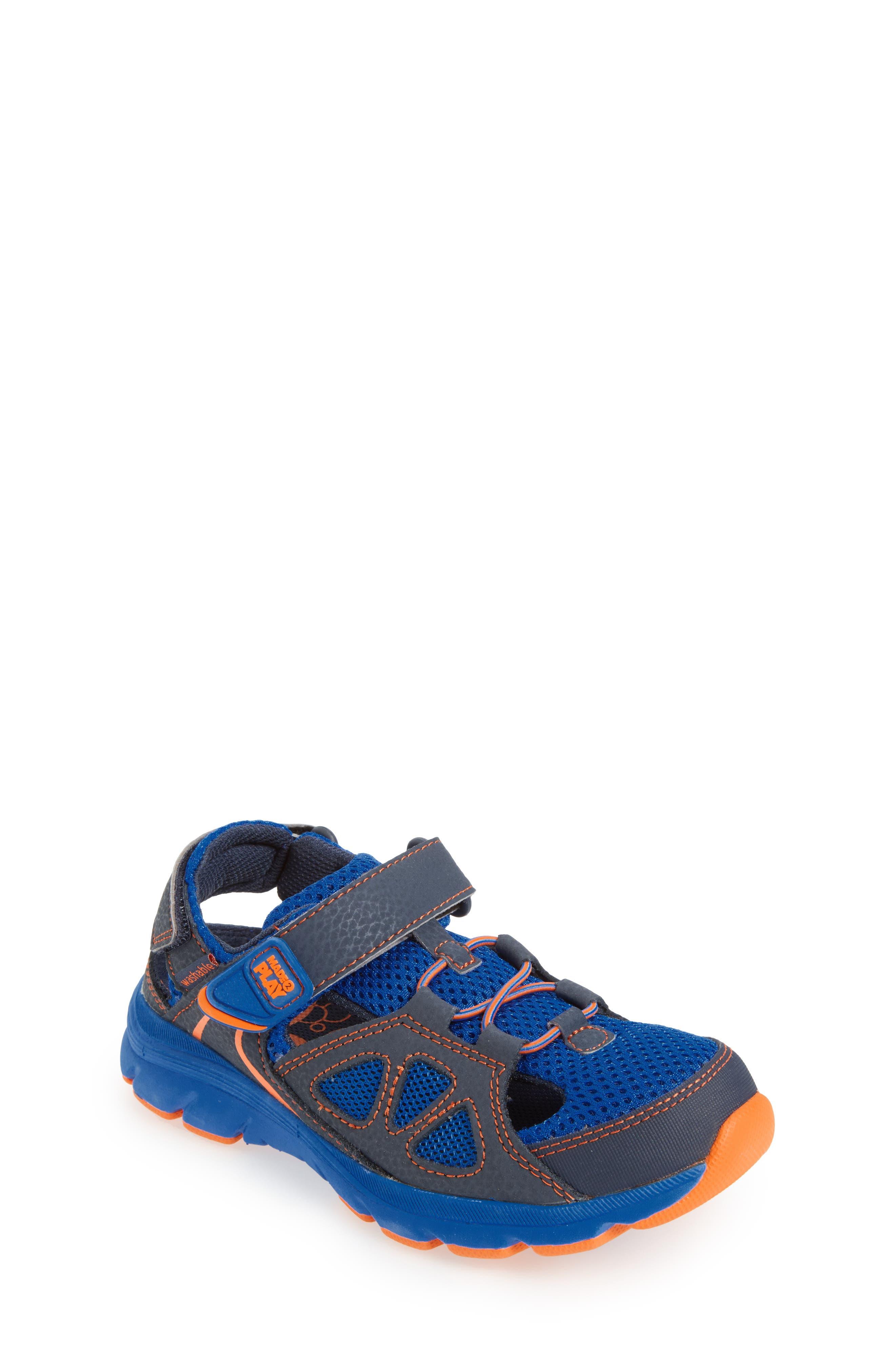 Stride Rite Scout Sneaker (Baby, Walker, Toddler & Little Kid)
