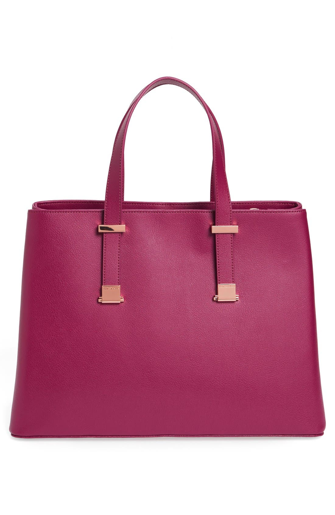Alternate Image 2  - Ted Baker London Alissaa Leather Tote