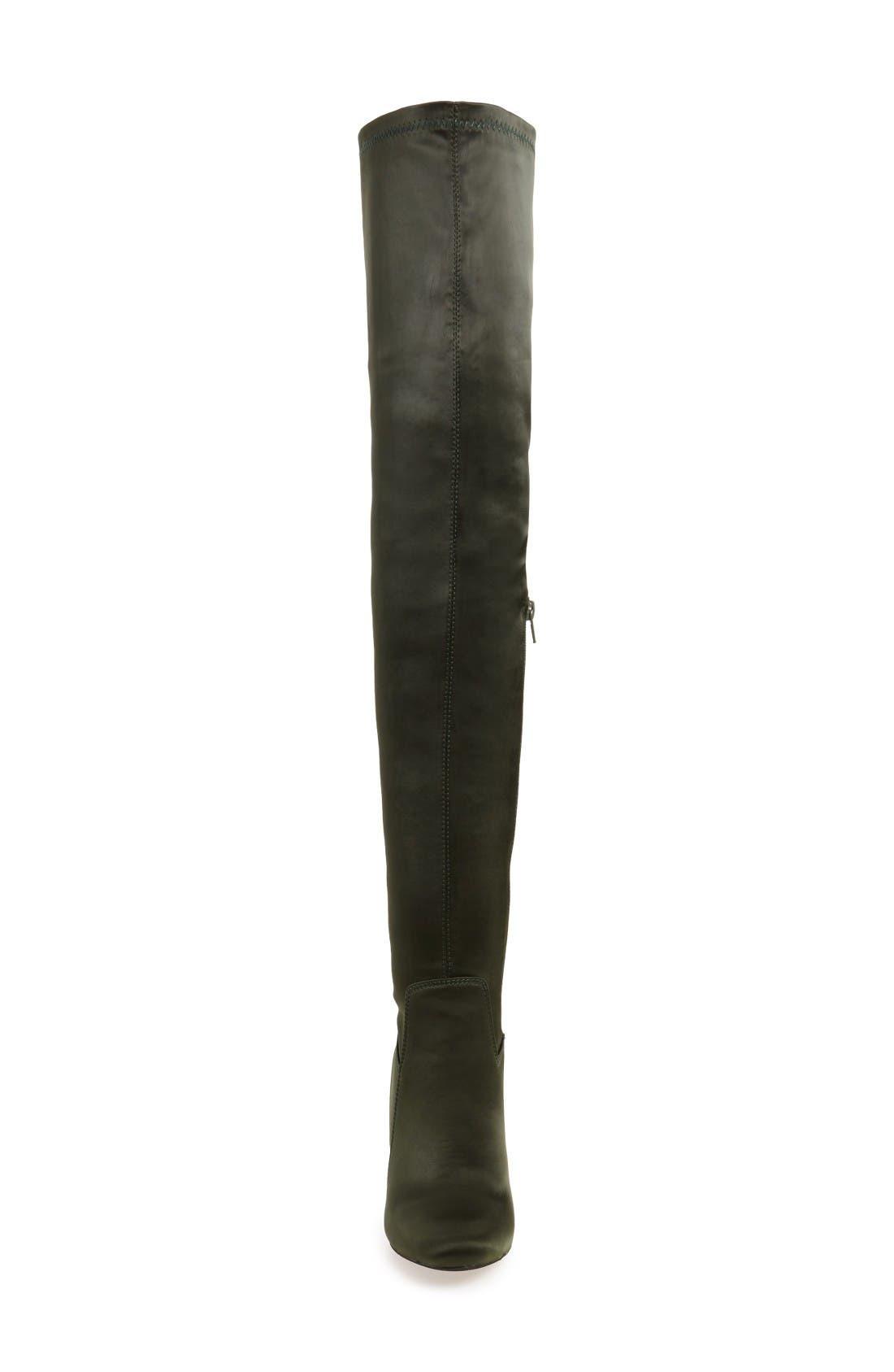 Alternate Image 3  - Jeffrey Campbell Perouze 2 Thigh High Stretch Boot (Women)