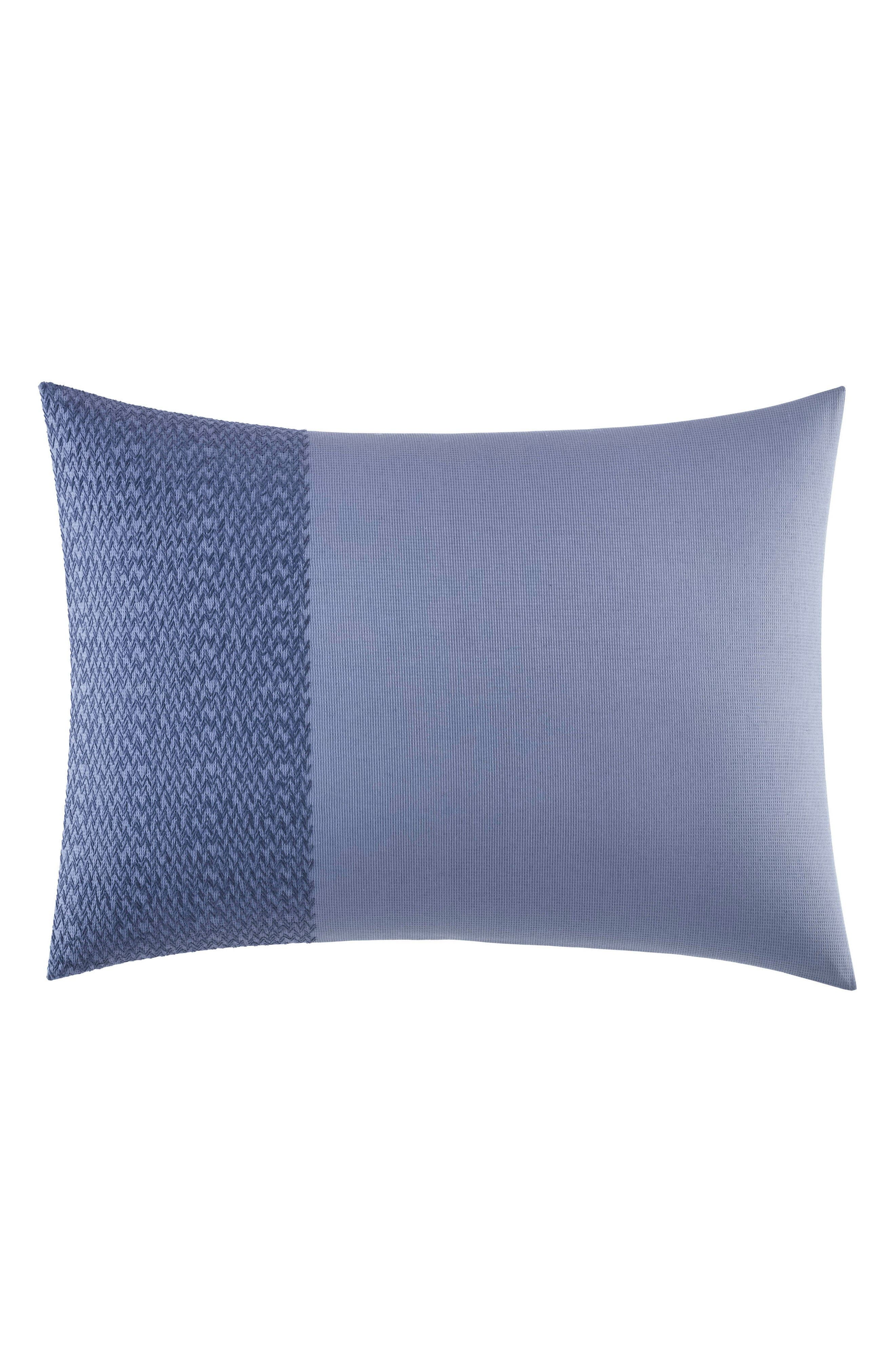 Vera Wang Chevron Breakfast Pillow