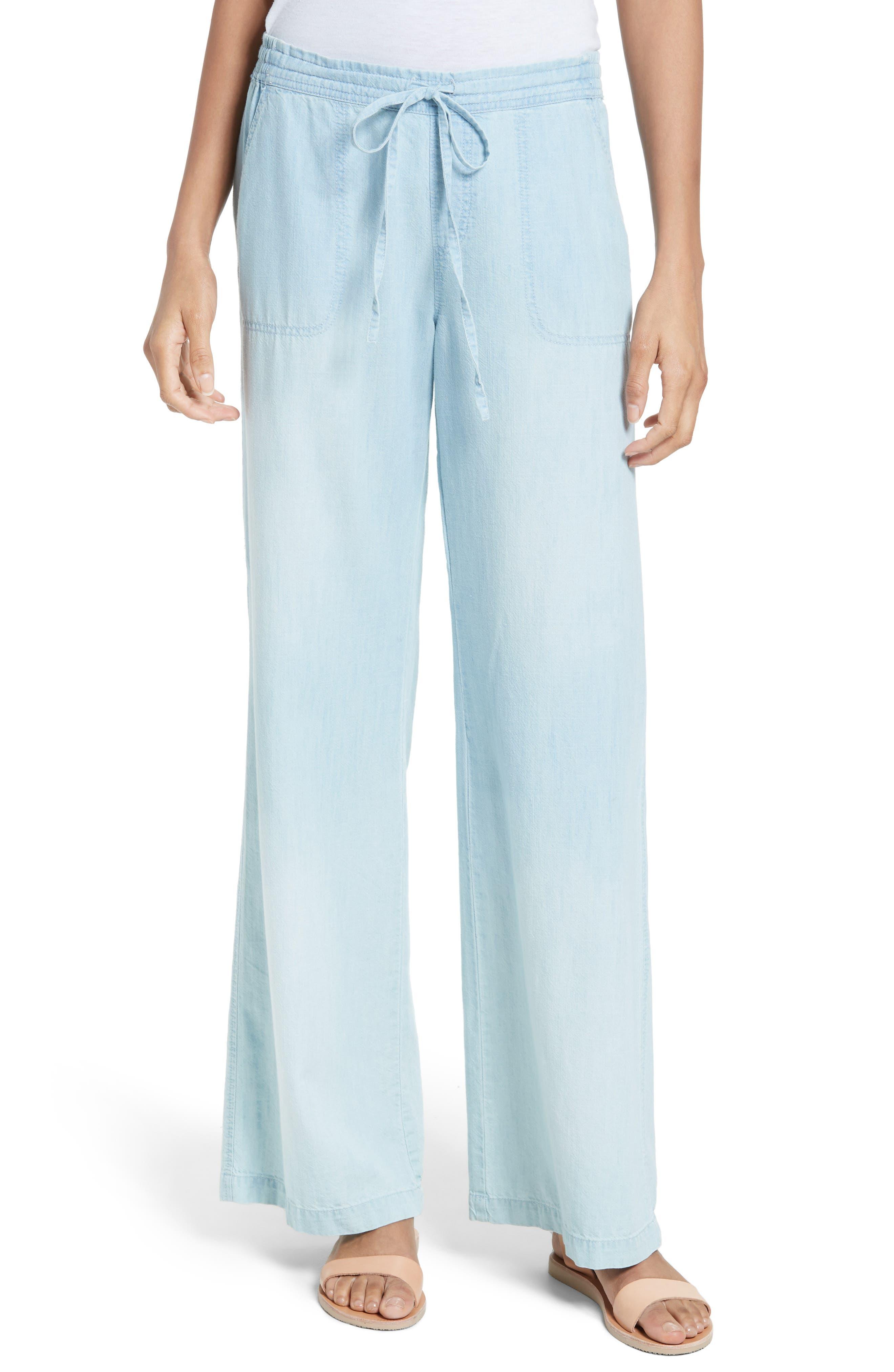 Soft Joie Kamini Chambray Pants