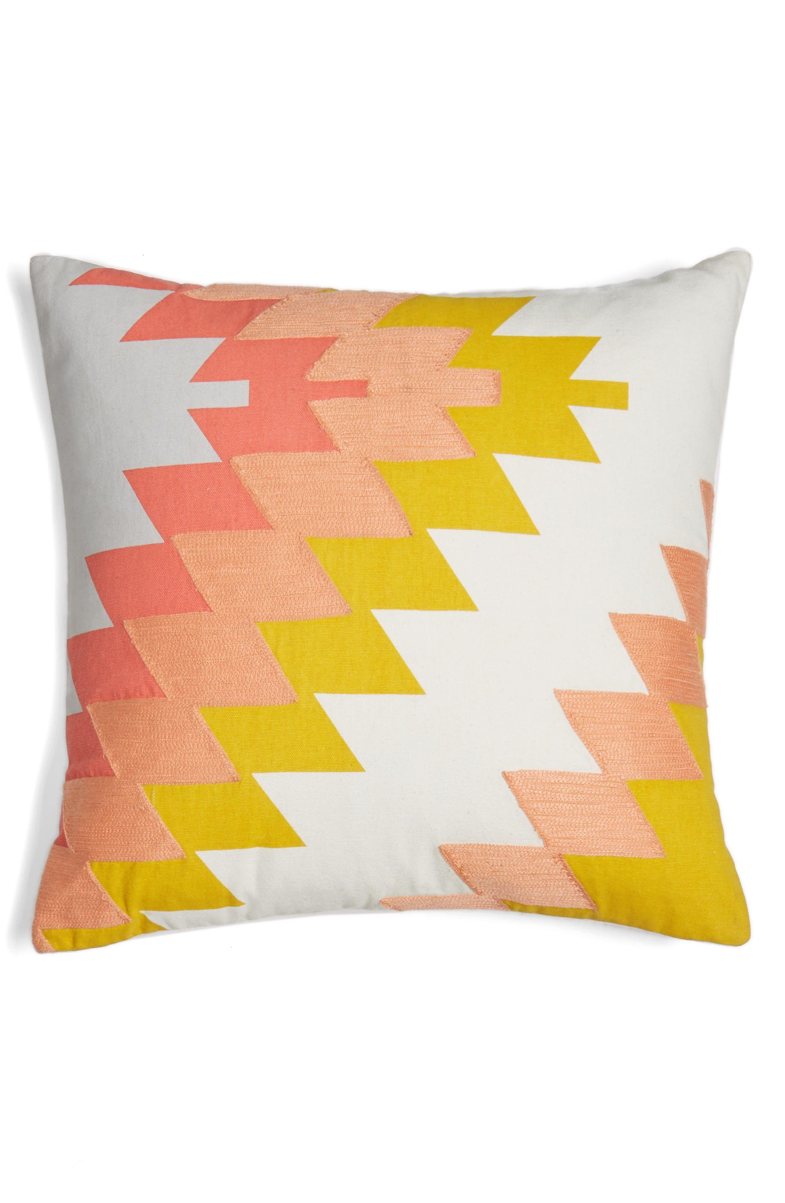 Main Image - Nordstrom at Home Kilm Graphic Accent Pillow