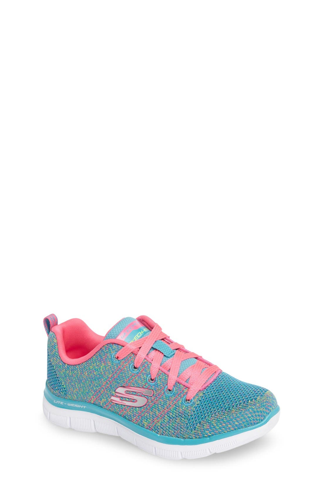 SKECHERS Skech Appeal 2.0 High Energy Sneaker (Toddler, Little Kid & Big Kid)