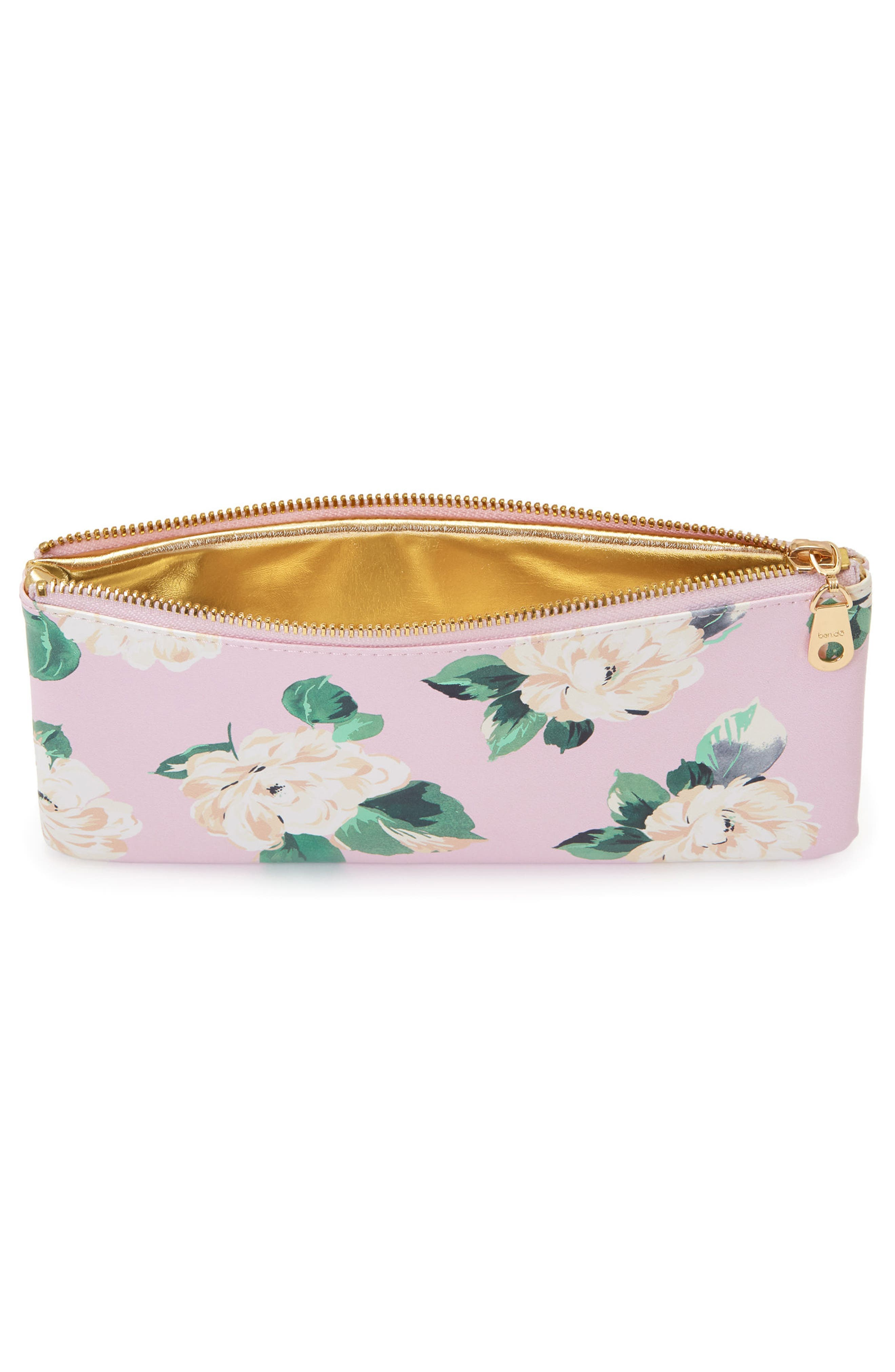 Alternate Image 2  - ban.do Lady of Leisure Pencil Pouch