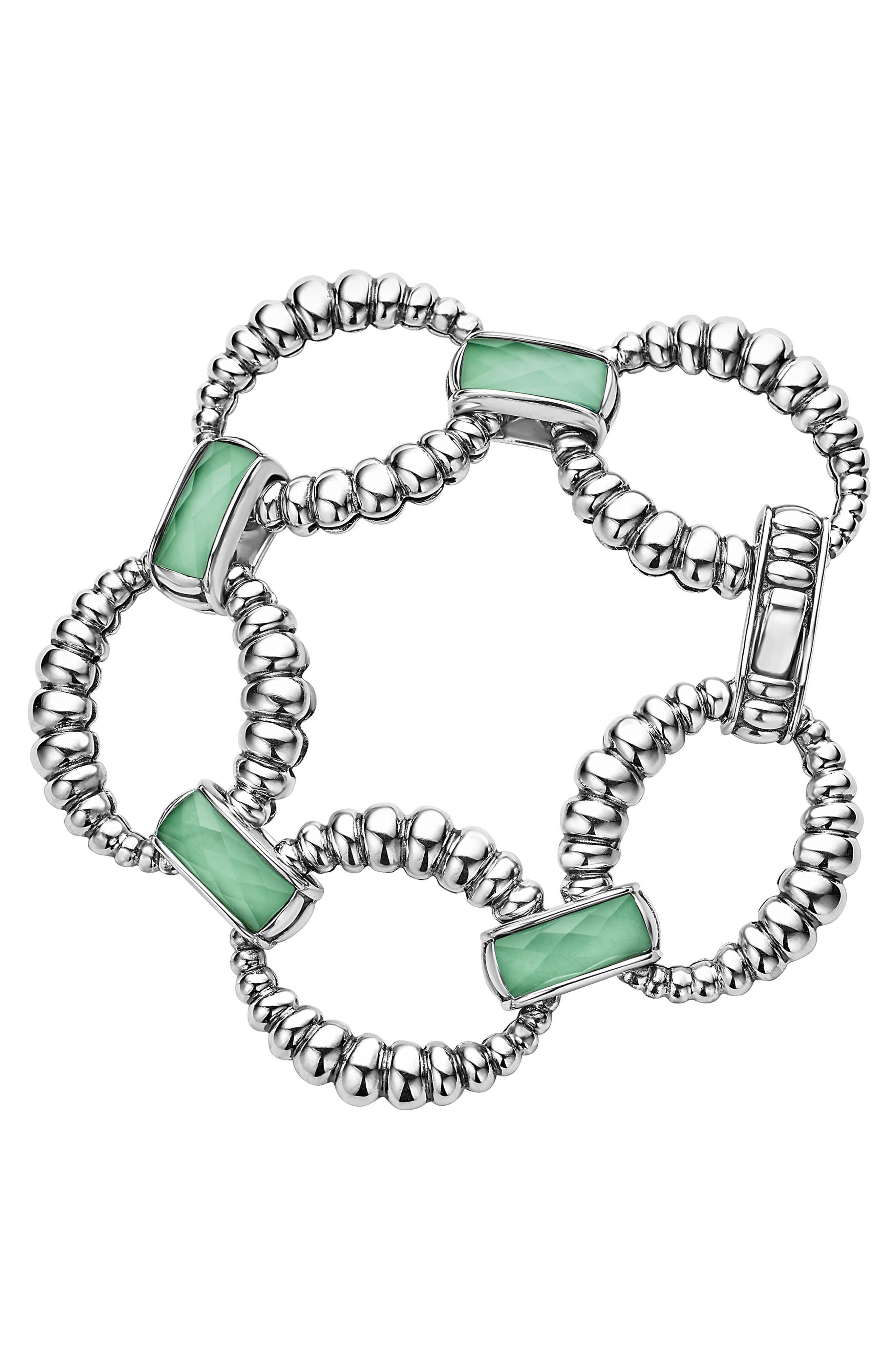 LAGOS Maya Fluted Link Bracelet